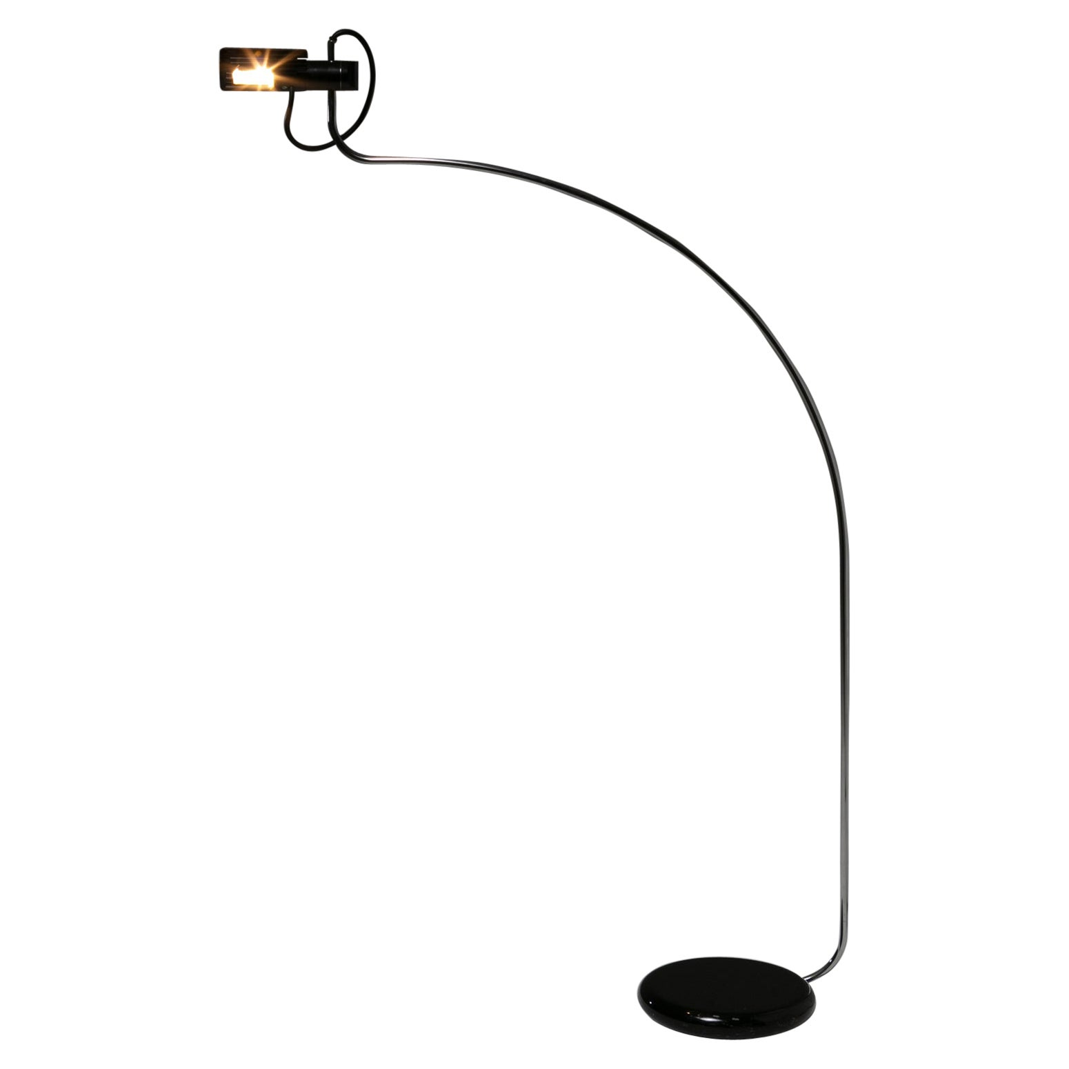 """""""Wing"""" Floor Lamp by Bruno Gecchelin for O Luce"""