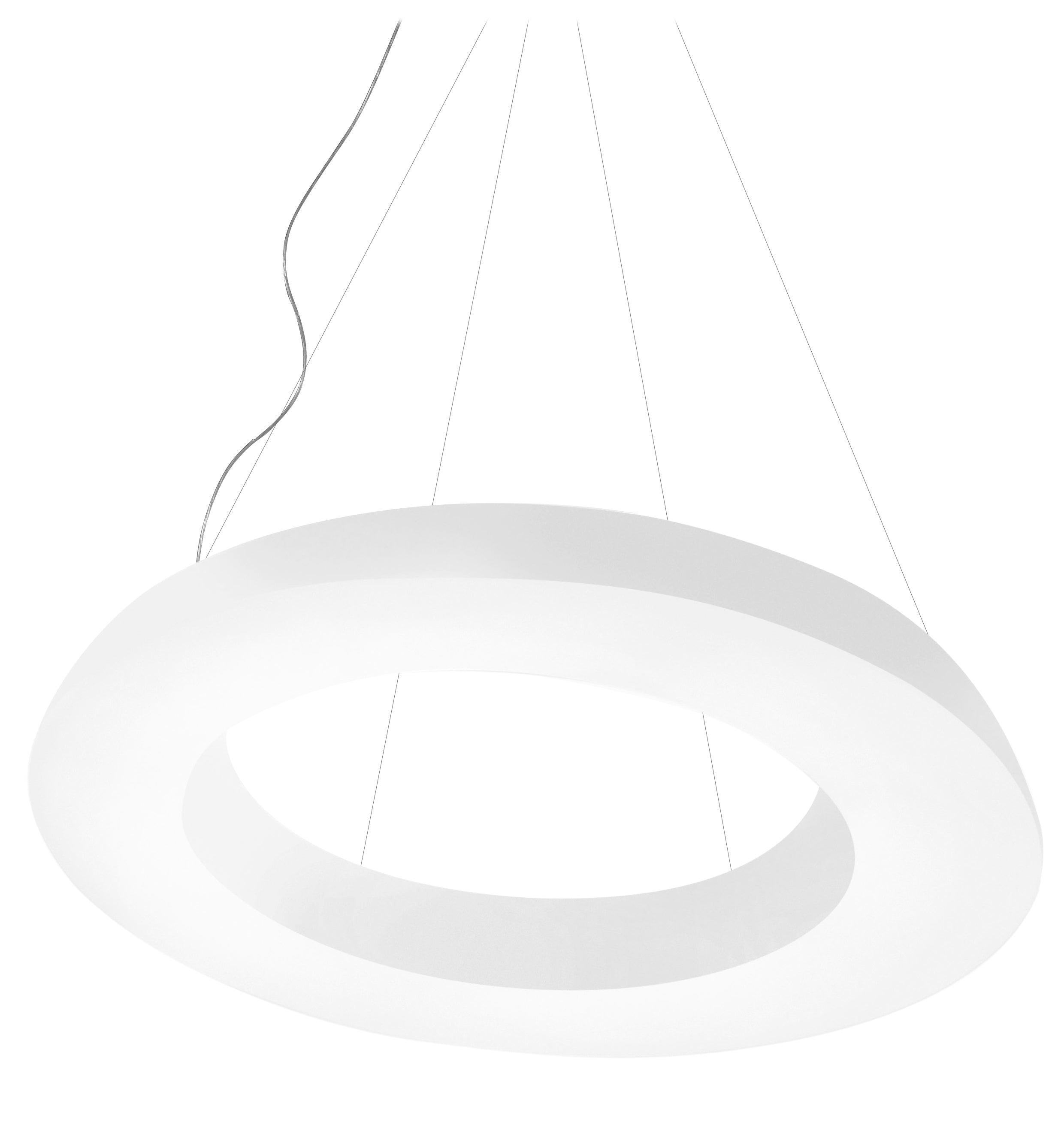 Martinelli Luce Large Circular Pendant Light by Emiliana Martinelli