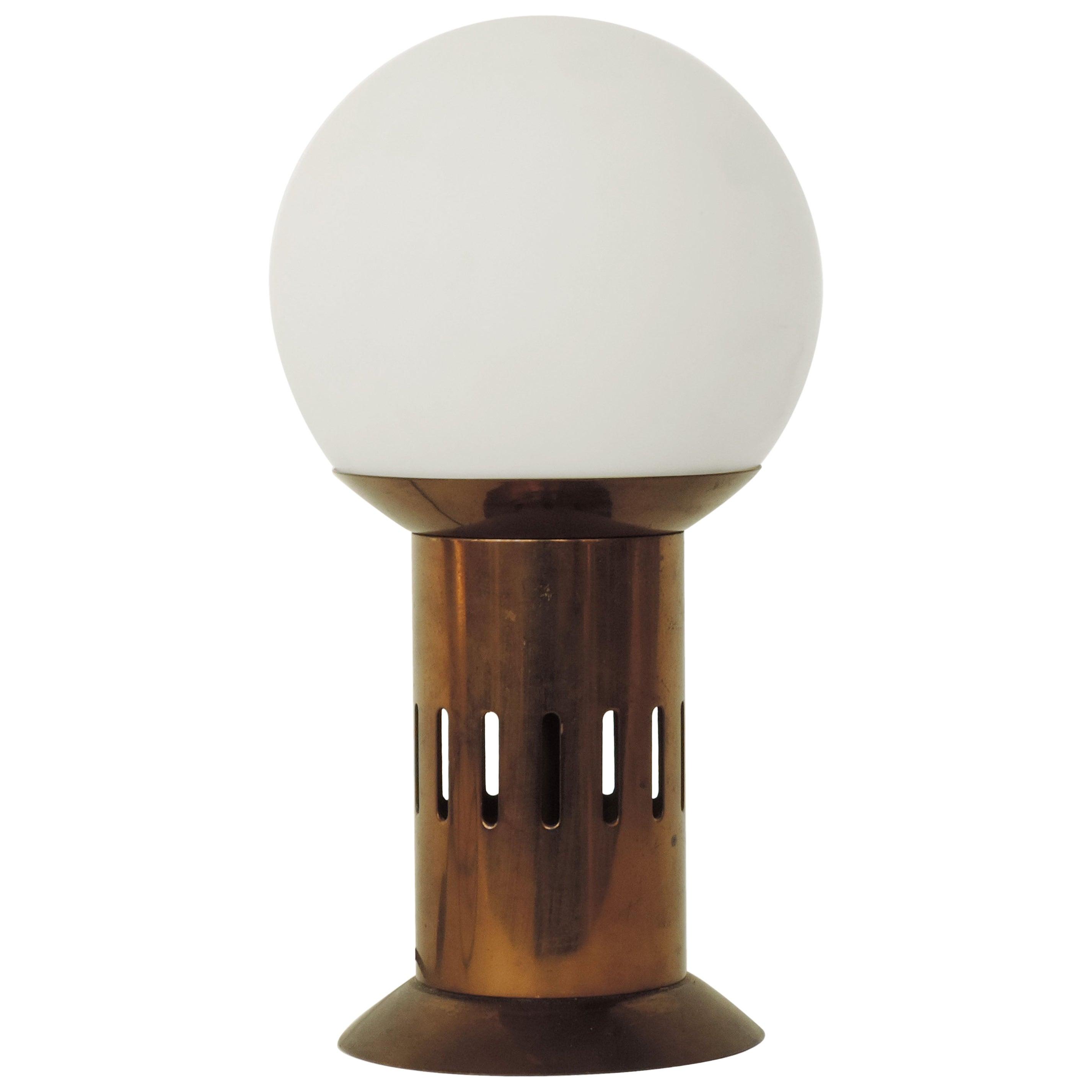Sergio Asti and Sergio Favre Table Lamp for Adrasteia Milano, Italy 1960s