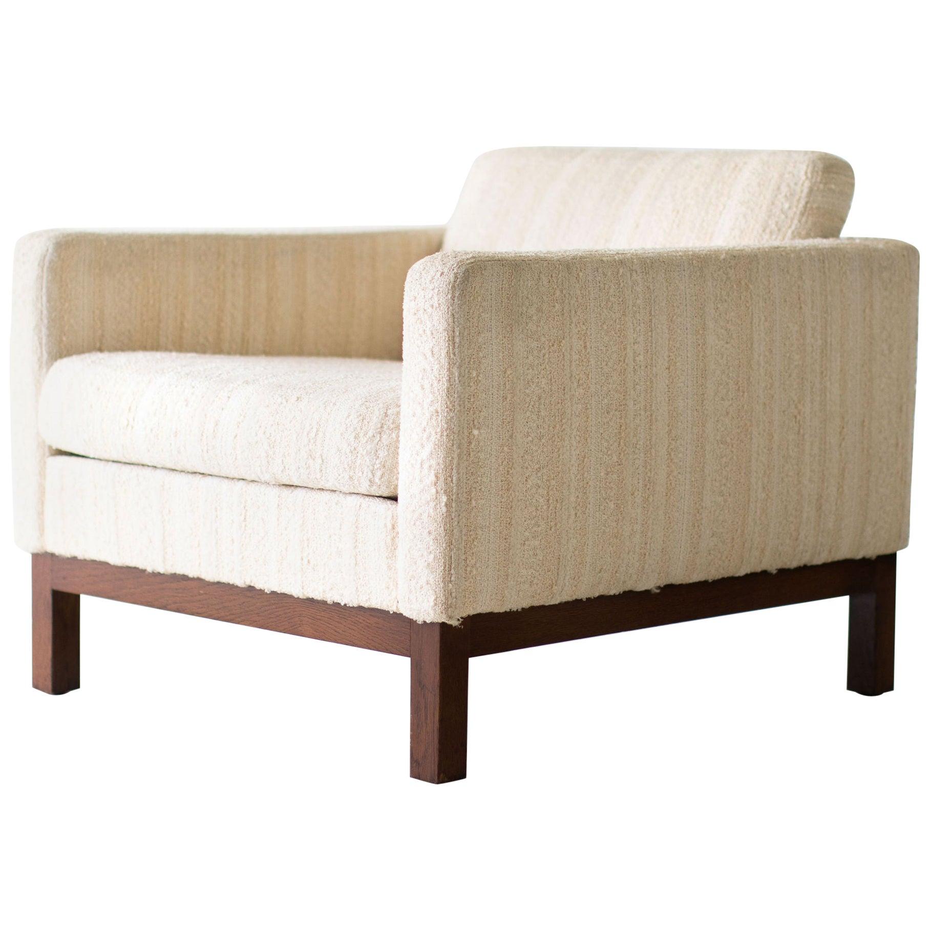 Milo Baughman Lounge Chair for James Inc.