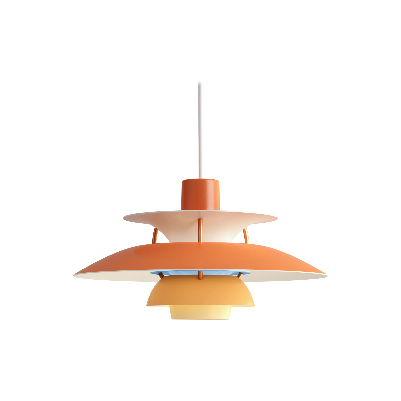 Louis Poulsen PH5 Mini Pendant Lamp by Poul Henningsen