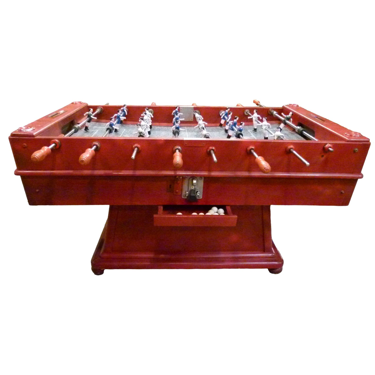Midcentury Spanish Table Football, Cordoba Model