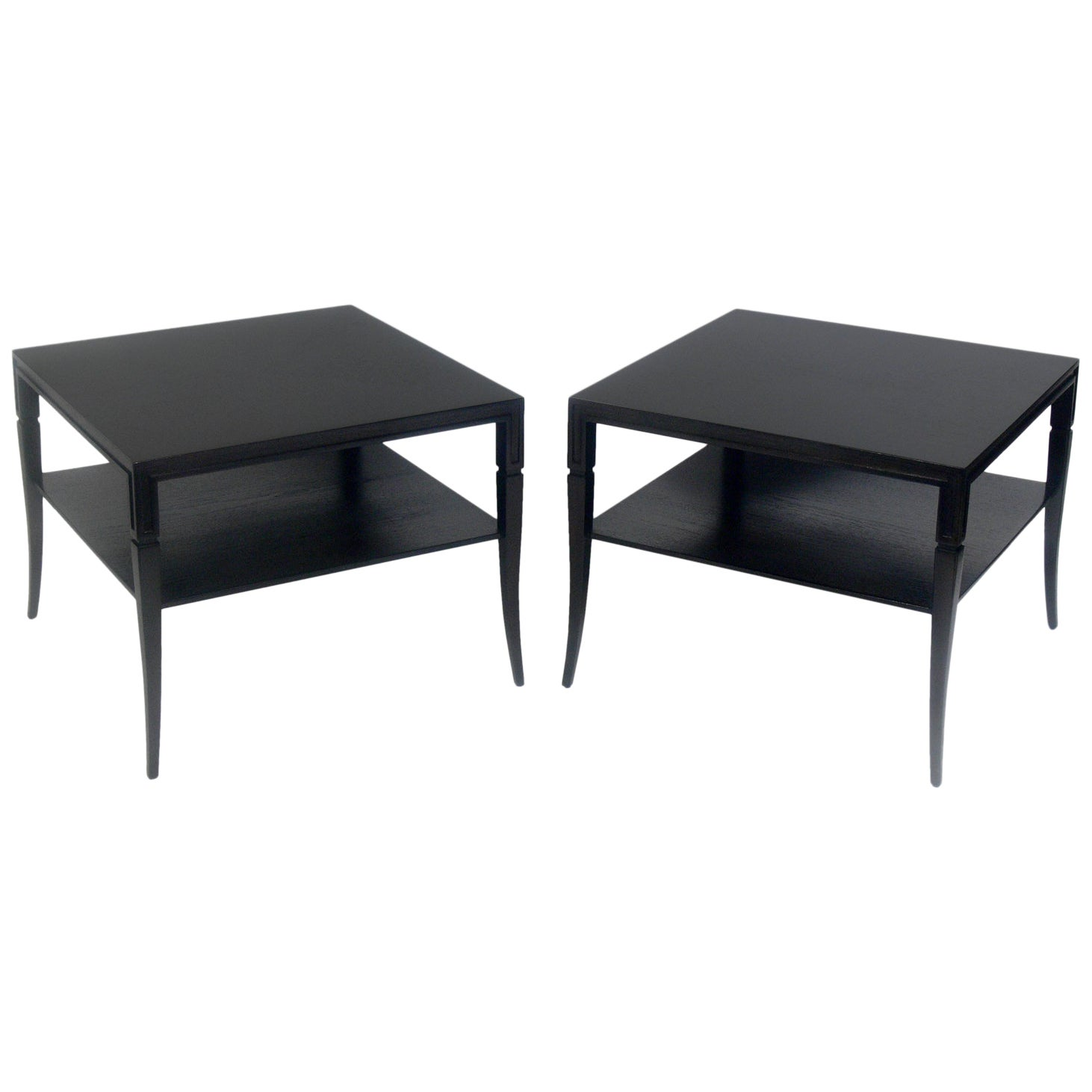 Tommi Parzinger End Tables