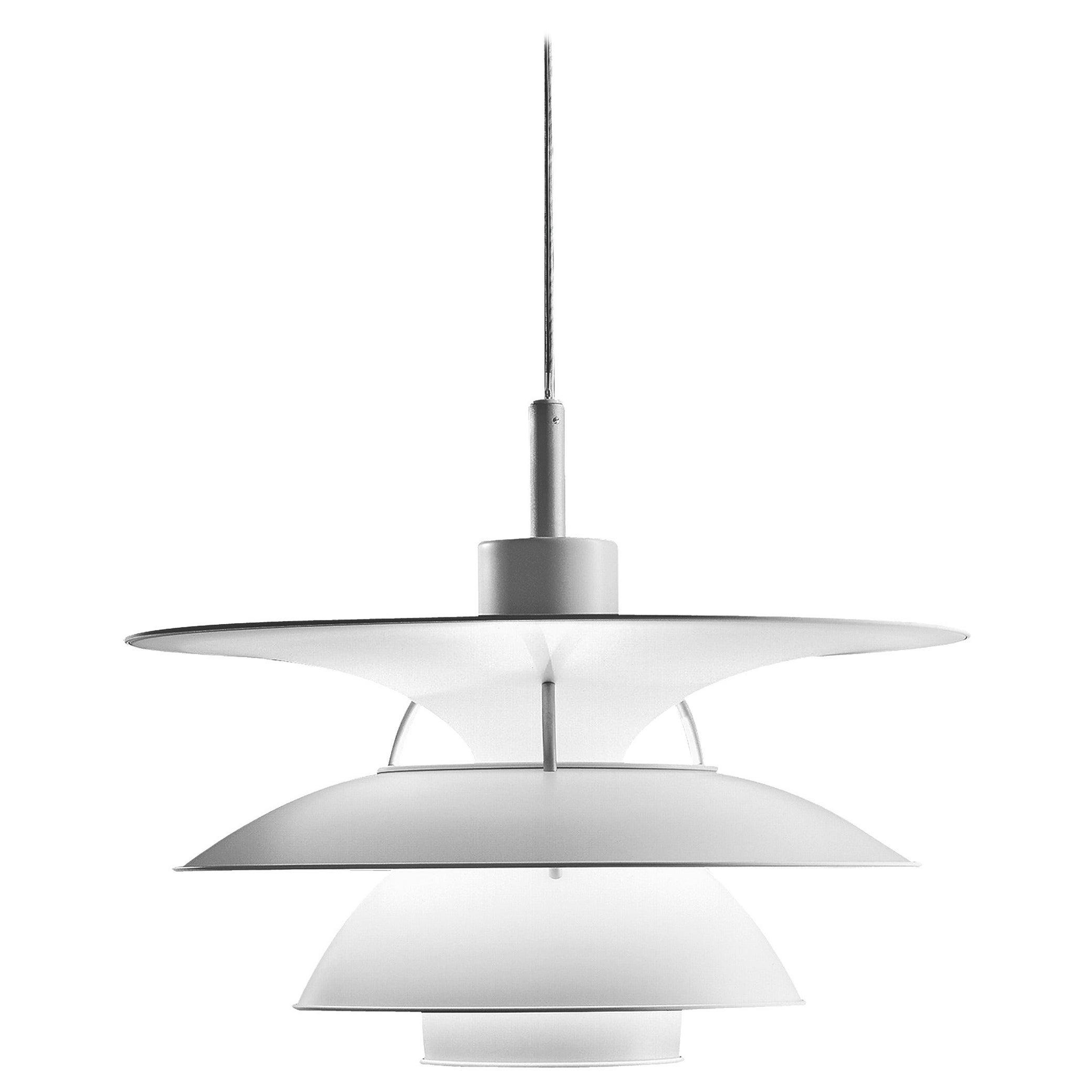 Louis Poulsen PH 6½-6 Pendant Light by Poul Henningsen