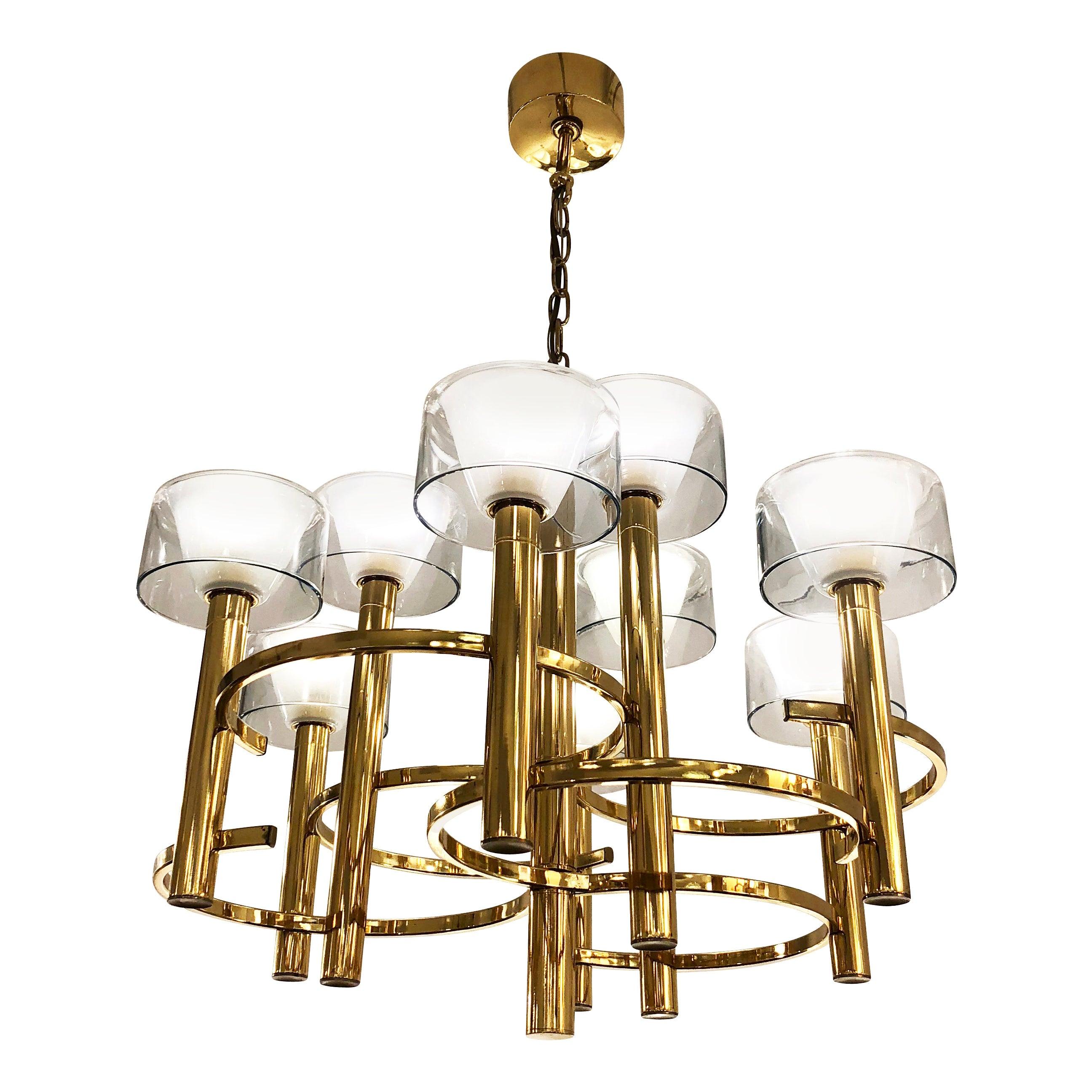 Gaetano Sciolari Ceiling Light