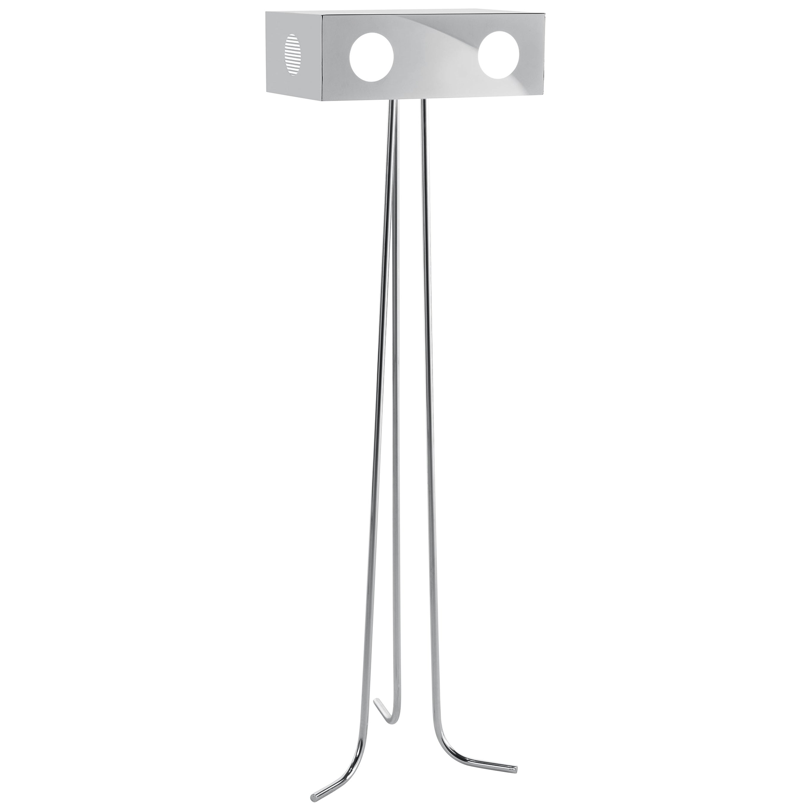 JCP Universe Threeve Floor Lamp by Richard Hutten