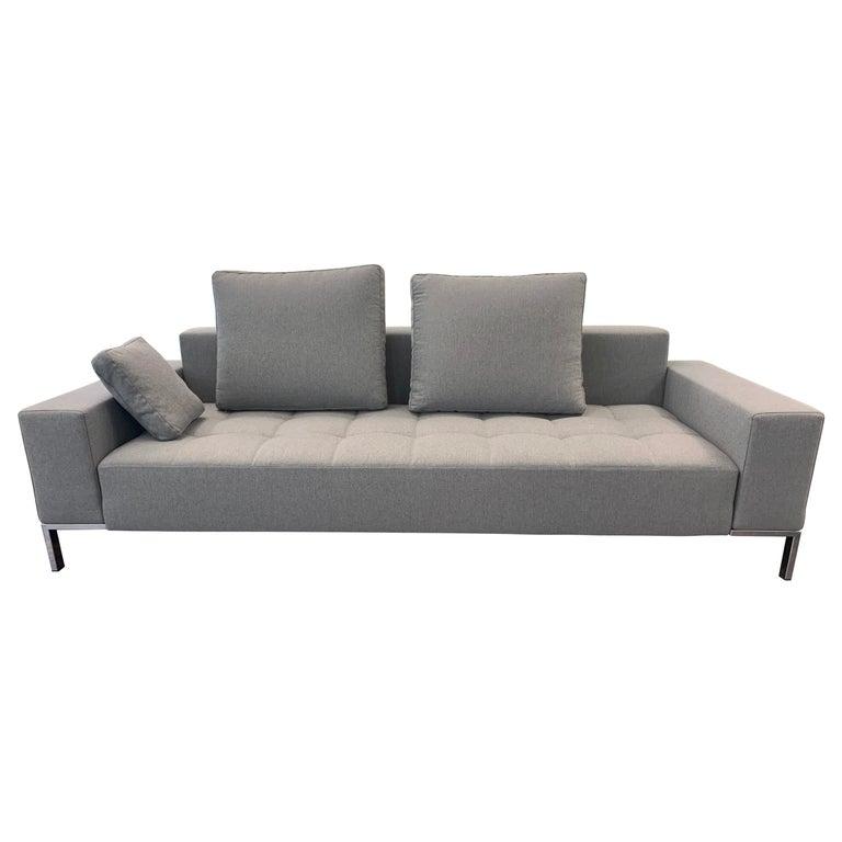 Fine Zanotta Alfa Sofa At 1Stdibs Unemploymentrelief Wooden Chair Designs For Living Room Unemploymentrelieforg