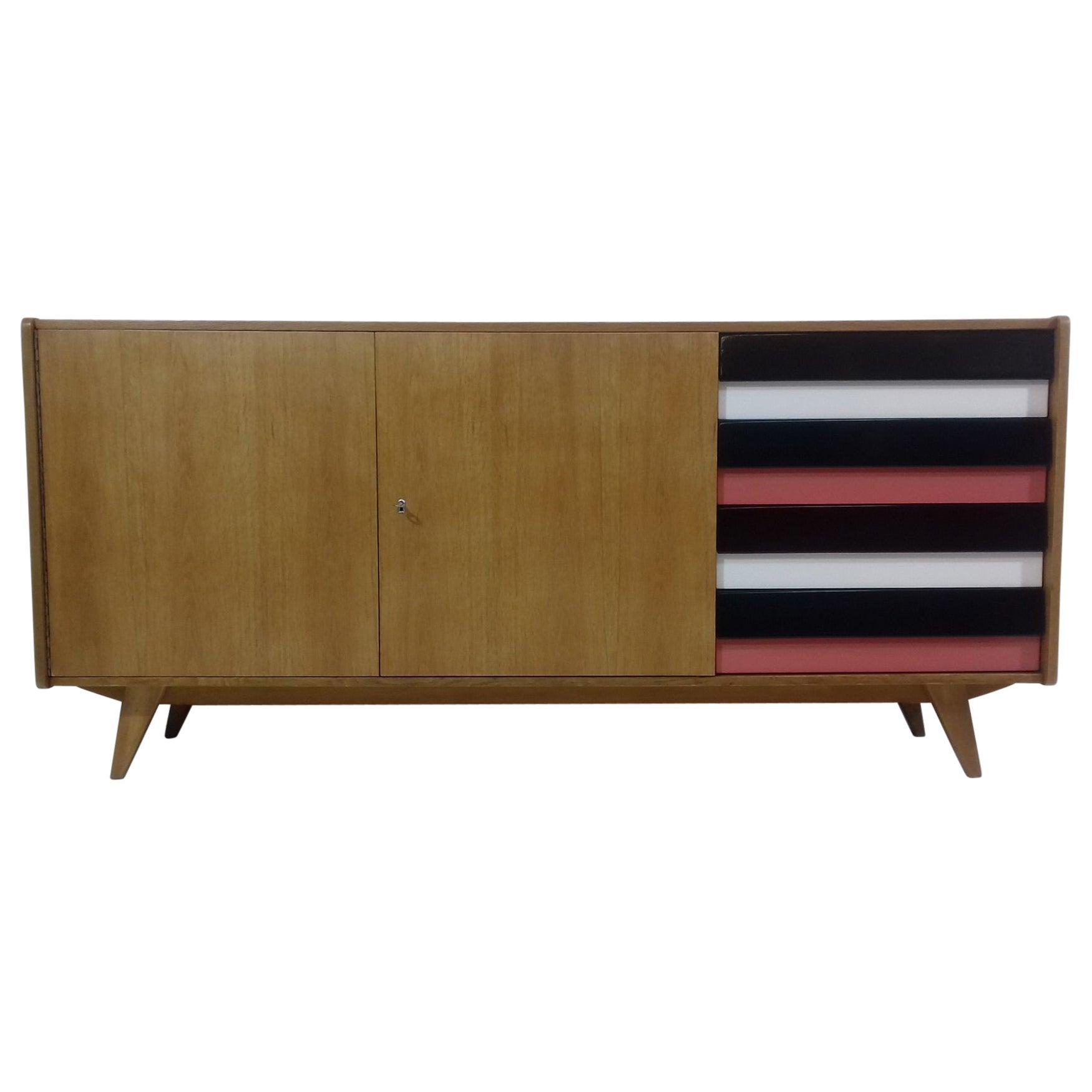 Midcentury Sideboard Designed by Jiří Jiroutek, 1960s