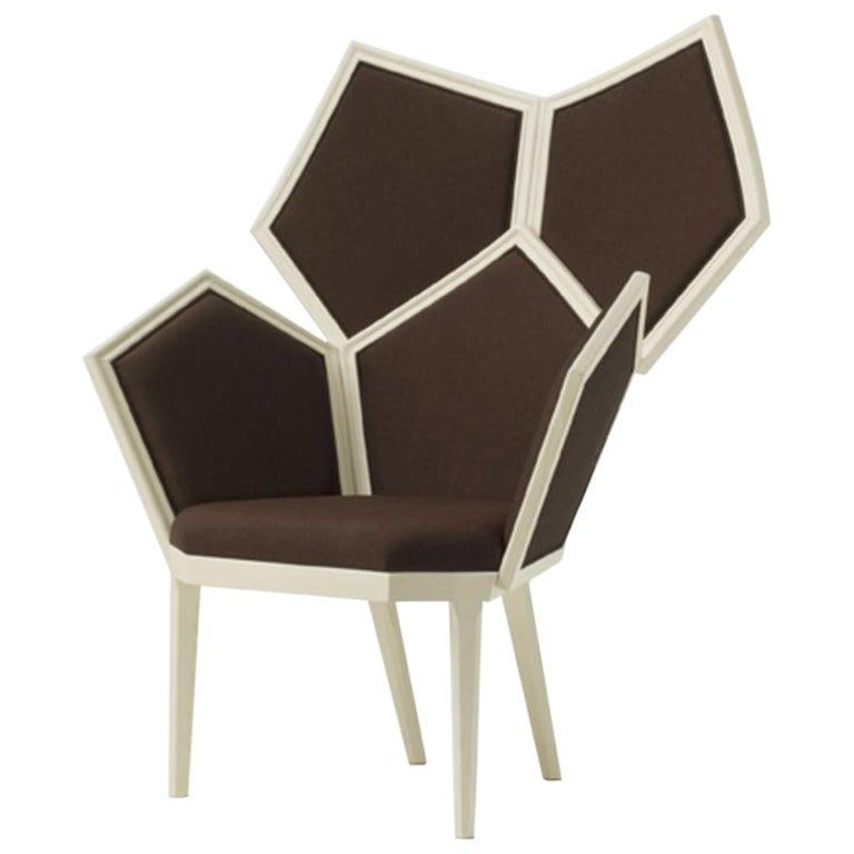 LUI 5/A Armchair with Fabric