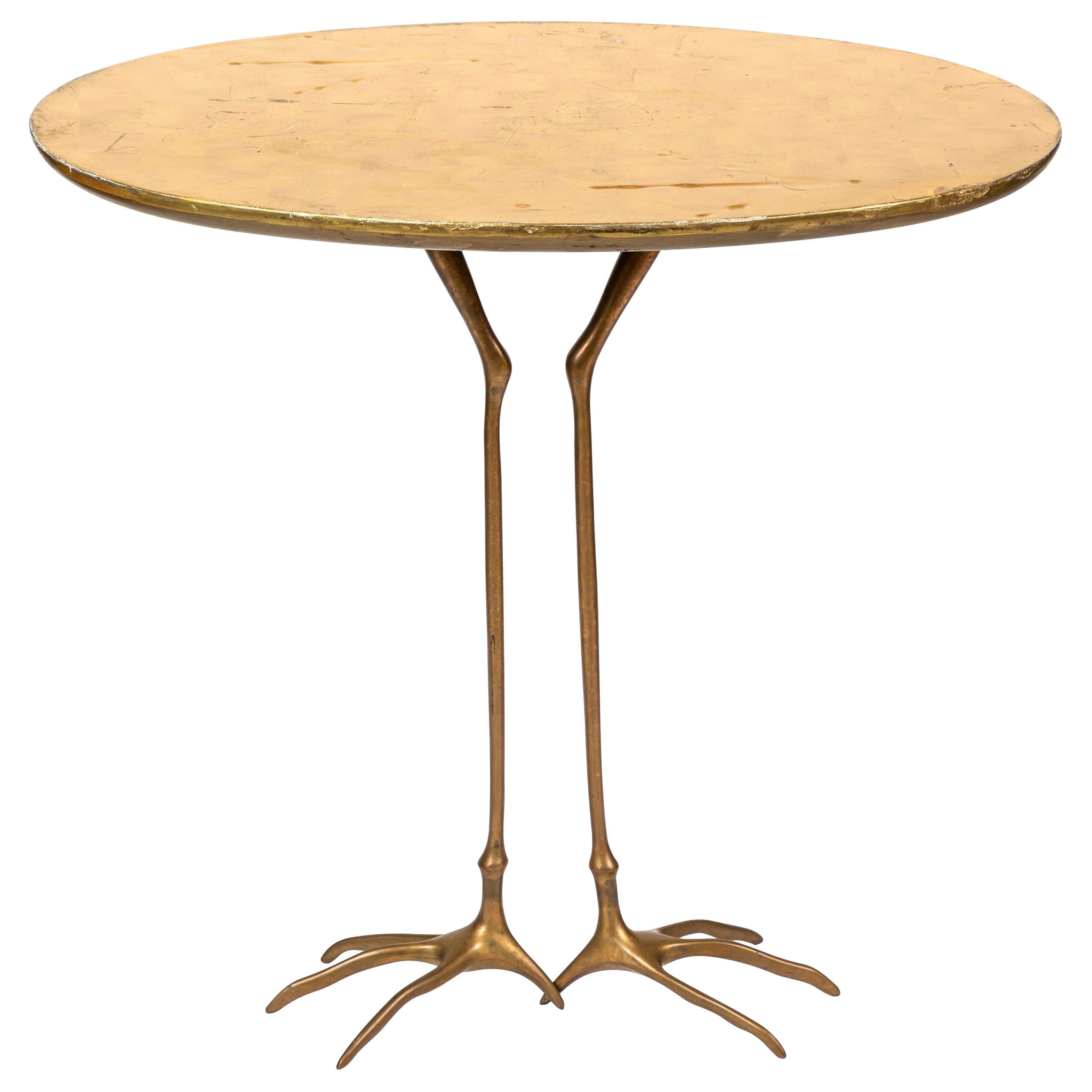 'Traccia' Table by Meret Oppenheim