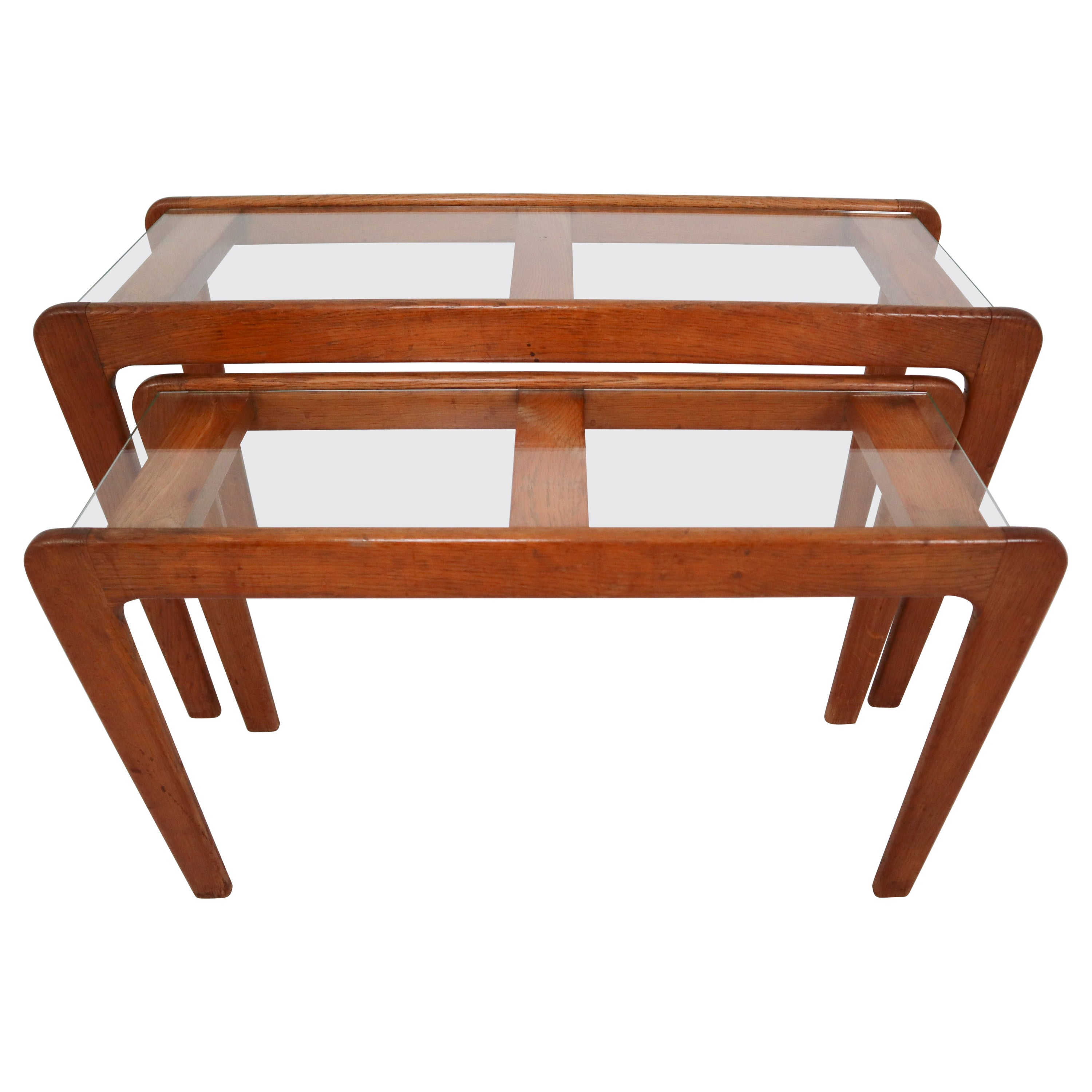 Gigogne Coffee Table Designed by Gustave Gautier