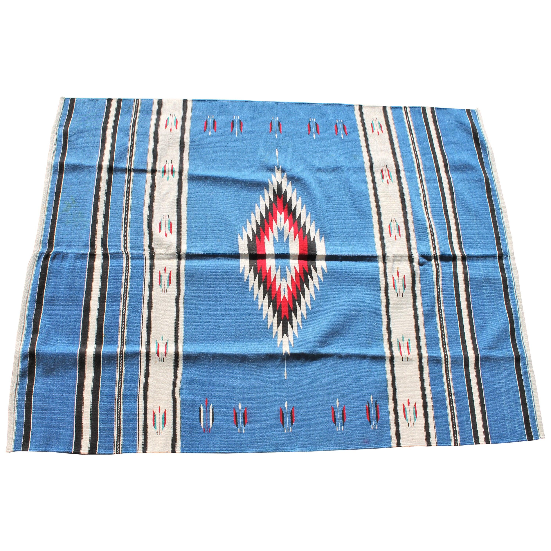 Mexican Serape Indian Weaving