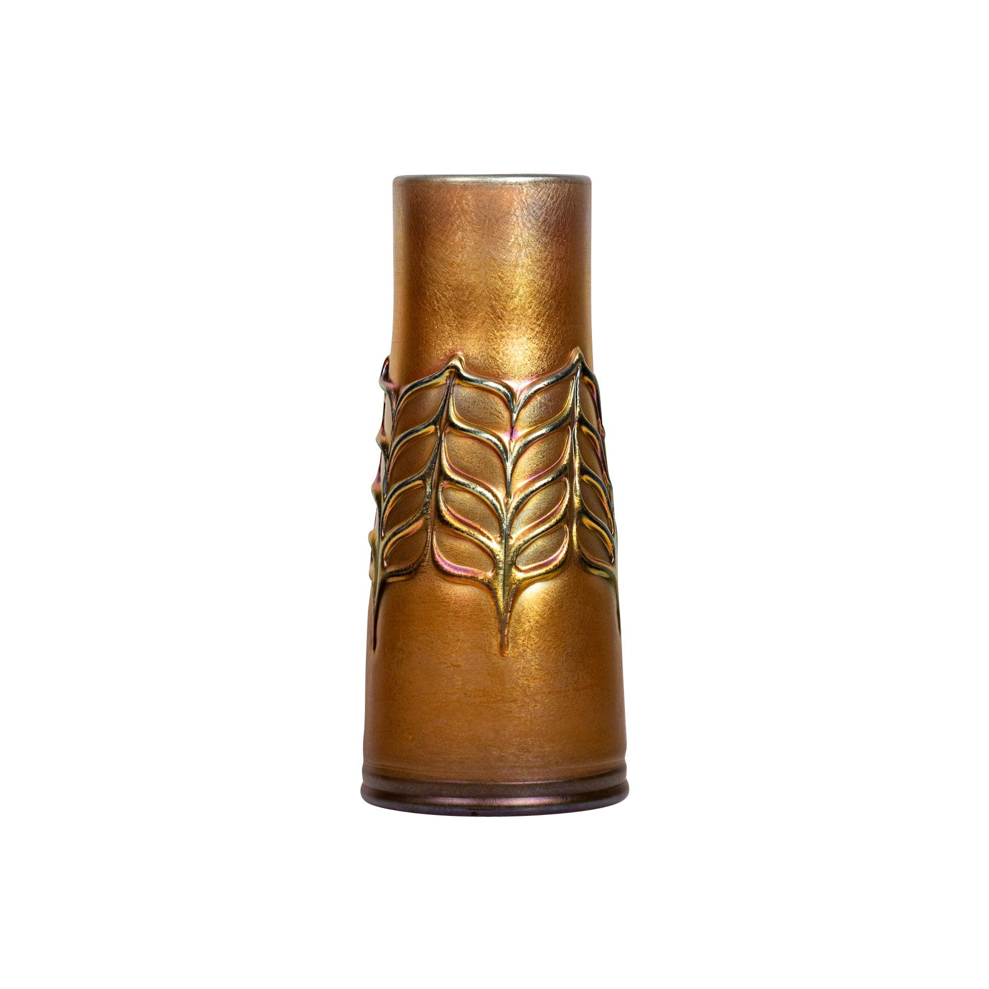 Tiffany Favrile Glass Vase