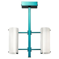 Light Blue Pendant Lamp
