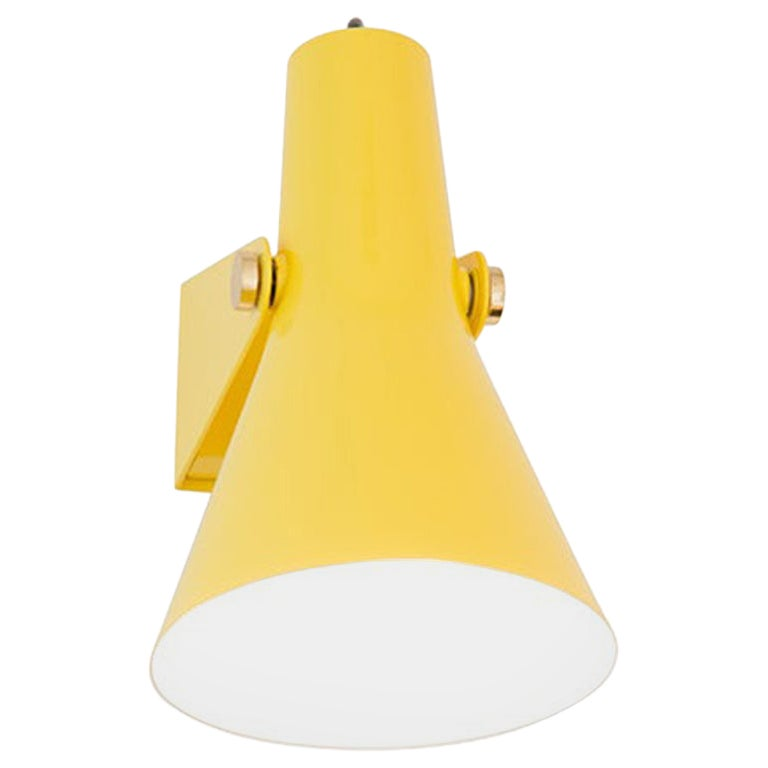Model B3 Wall Light Sconce / Uplight / Downlight by René Jean Caillette