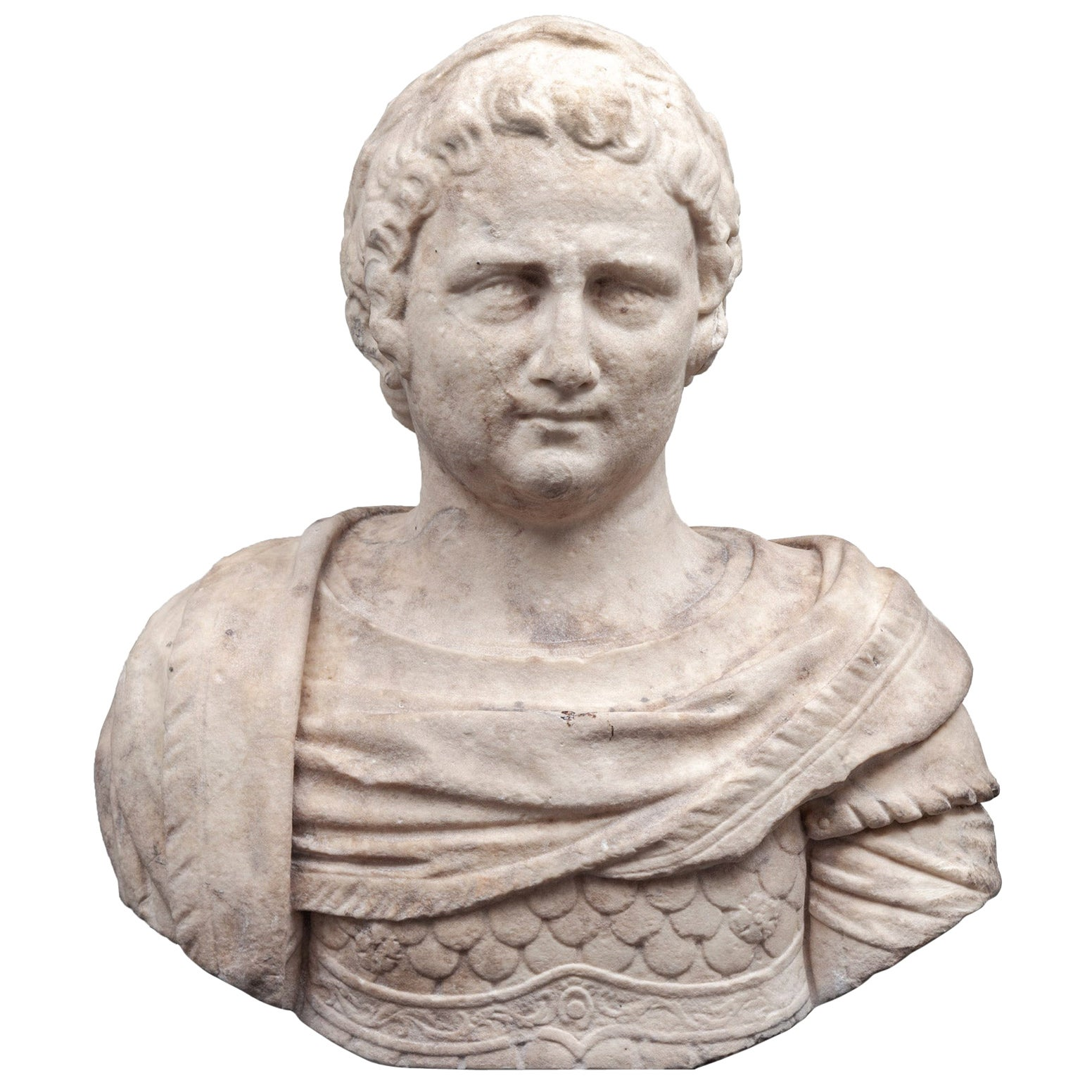 Ancient Roman Bust
