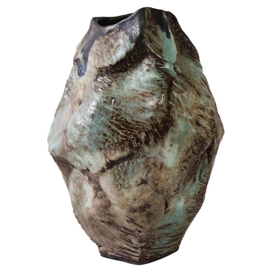Sculptural Vase #6 by Dena Zemsky