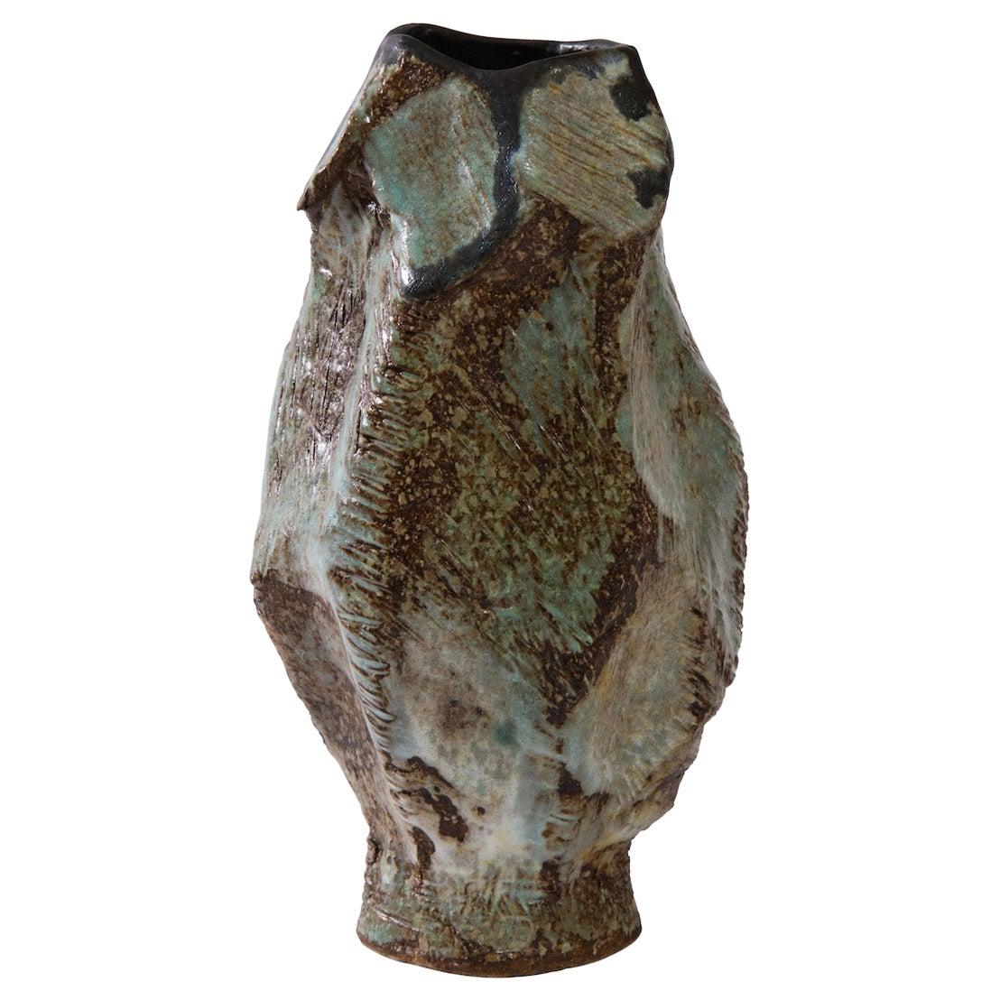 Sculptural Vase #8 by Dena Zemsky