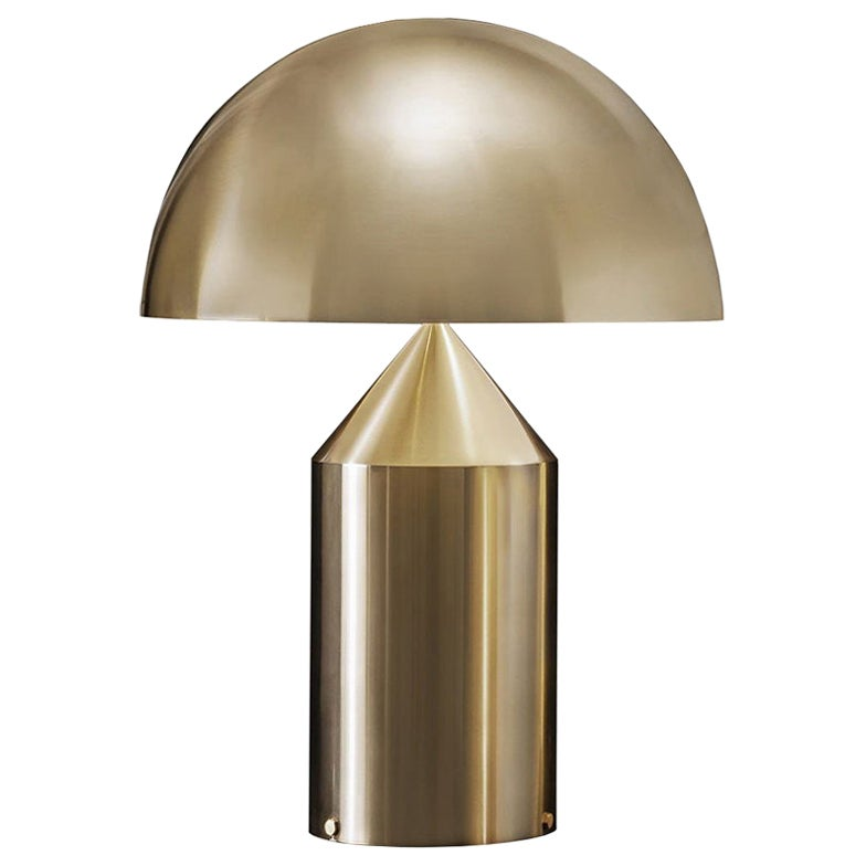 Atollo Model 233 Table Lamp by Vico Magistretti for Oluce
