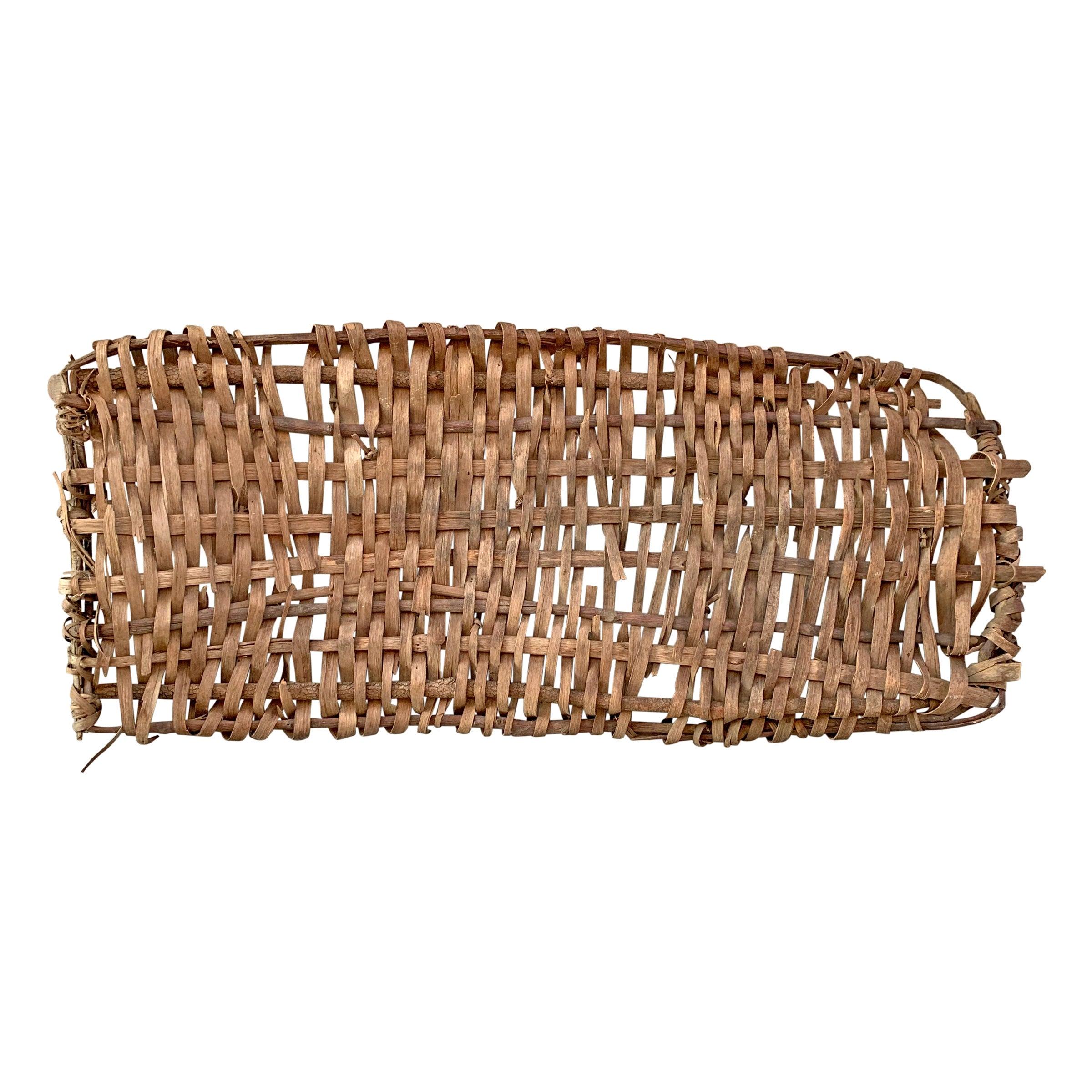 19th Century American Drying Basket
