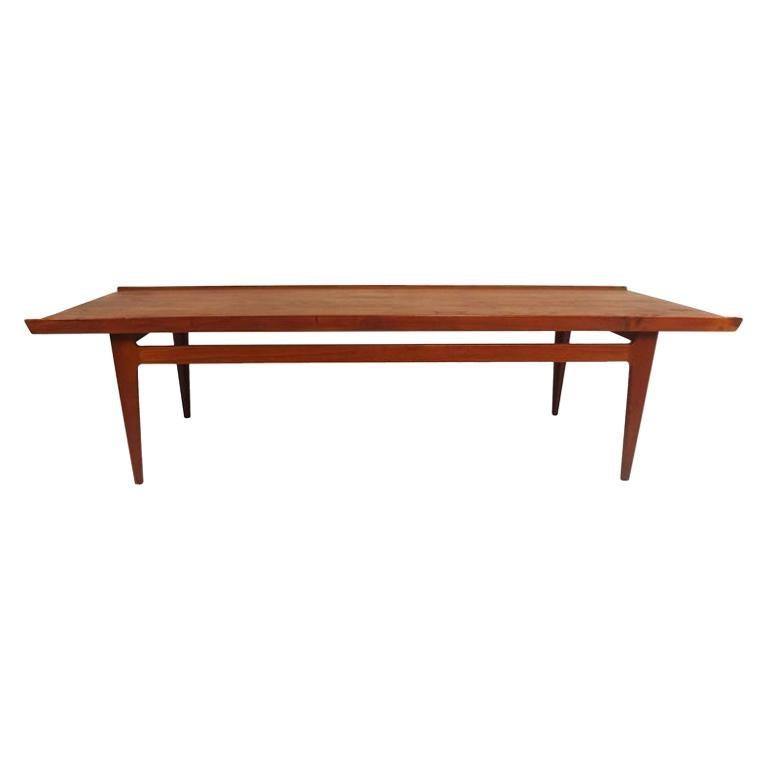 Finn Juhl Sofa Table by France & Son For Sale