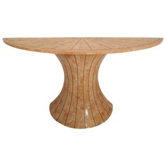 Midcentury Console Table by Maitland Smith