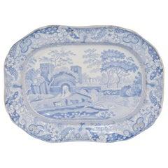 19th Century Copeland Spode Platter