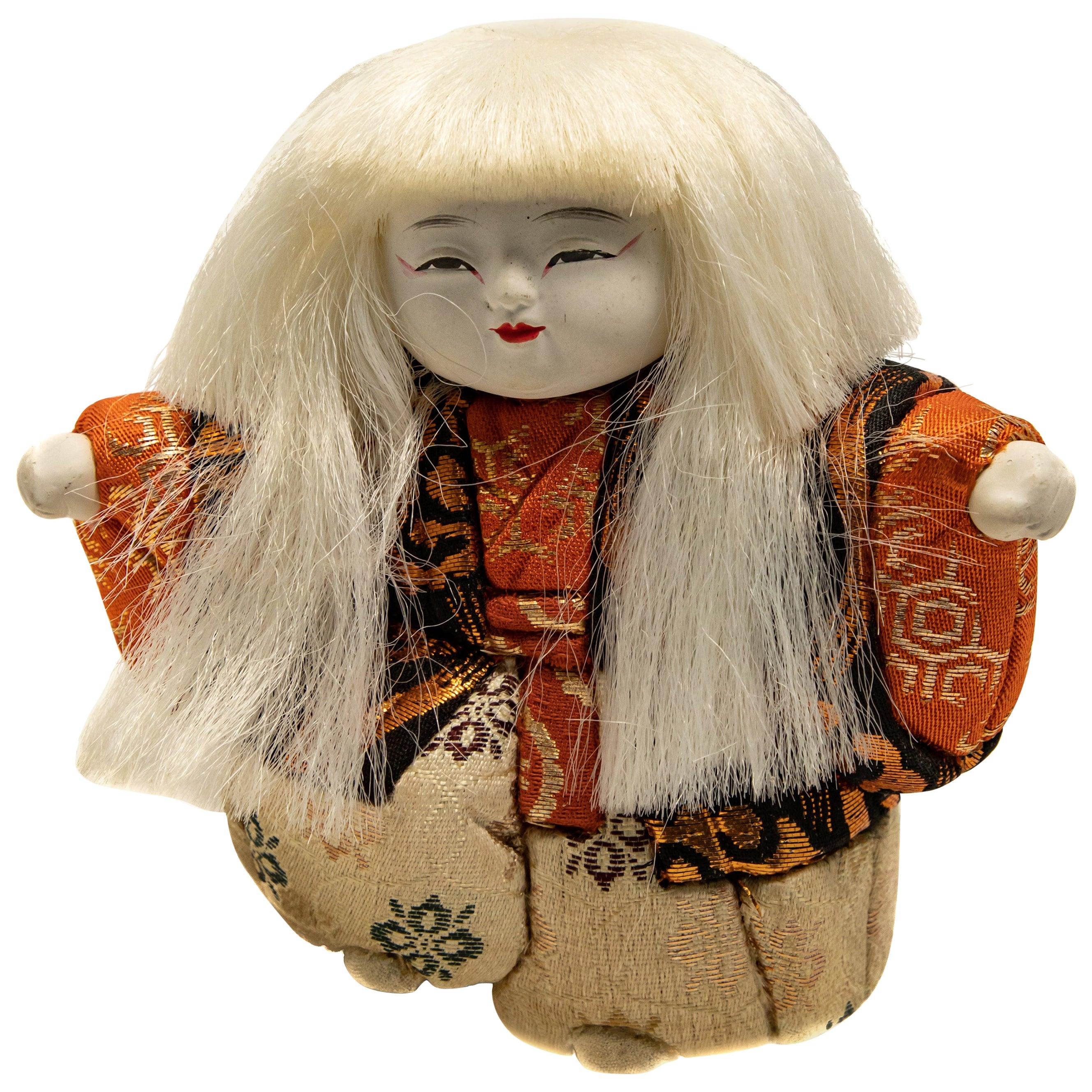 Japanese Kabuki Doll