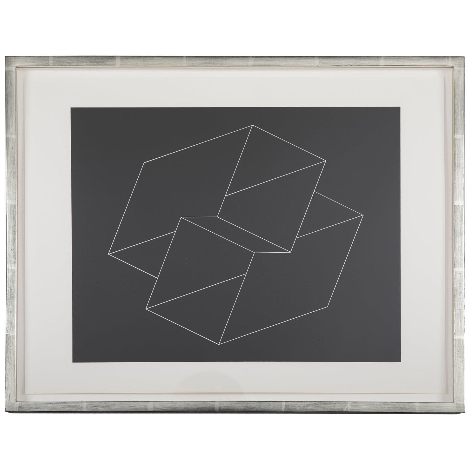 Josef Albers from Formulation, Articulation
