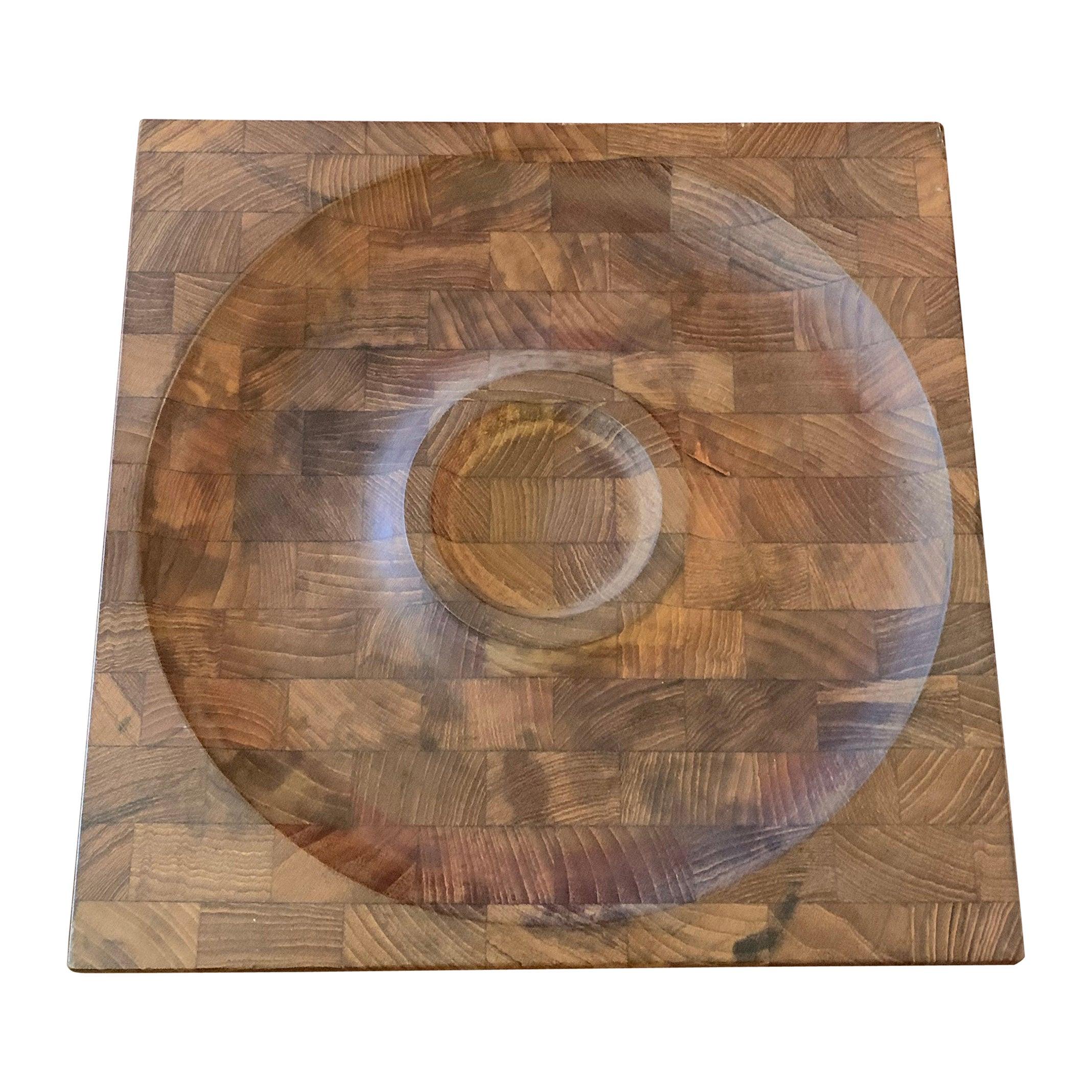 Scandinavian Modern Teak Serving Board Platter by Jens Quistgaard, Dansk