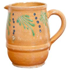 French Savoyard Pitcher, circa 1900