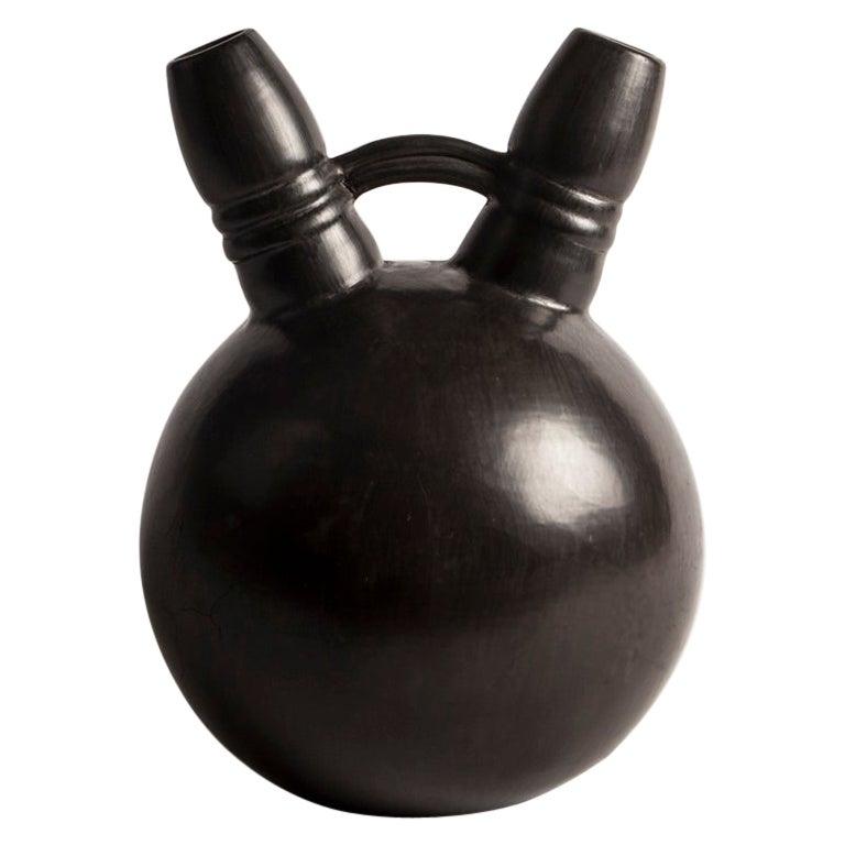 """Ugo La Pietra """"Inner Strength"""" Vase #9"""