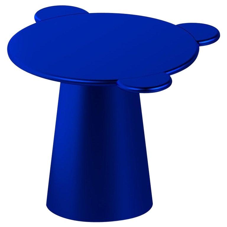 Donald Coffee Table Monochrome Blue