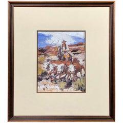 James Lee Colt Western W/C Gouche Lasso Cowboy
