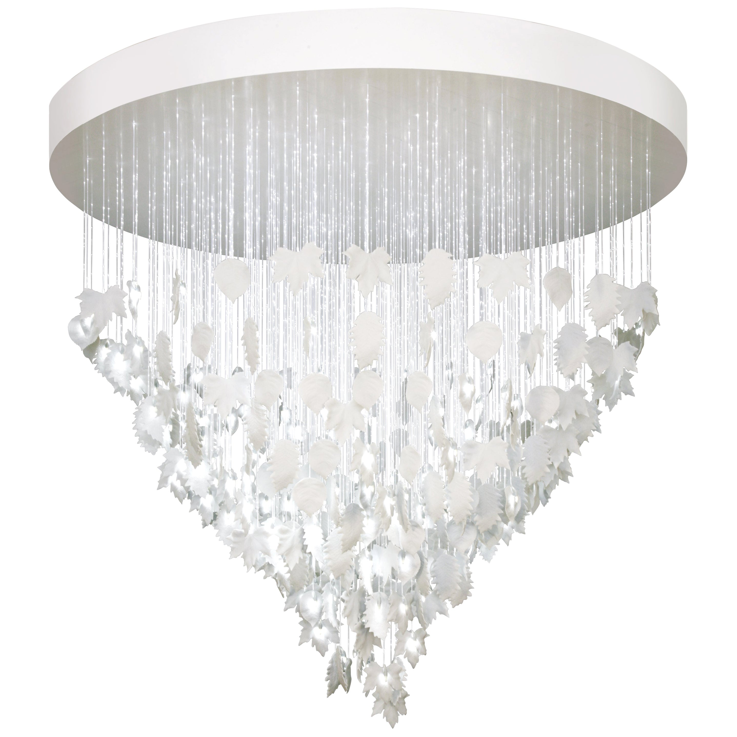 coffee cup chandelier Google Search | Chandelier lighting