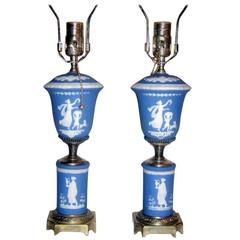 Wedgwood Table Lamps