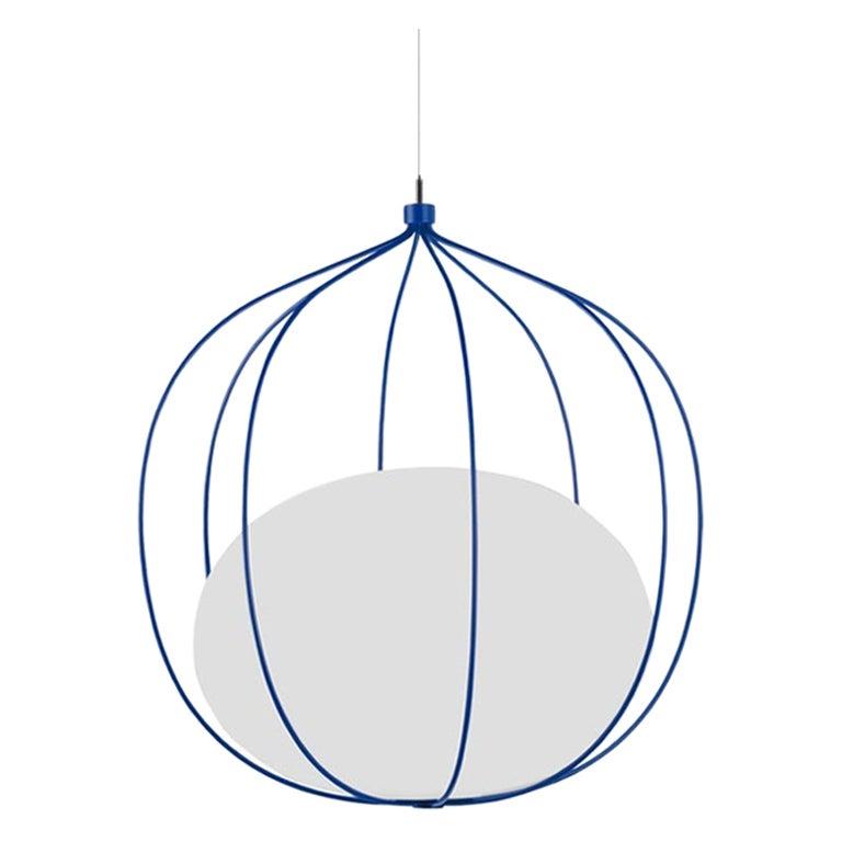Zero LED Hoop Pendant by Front Design