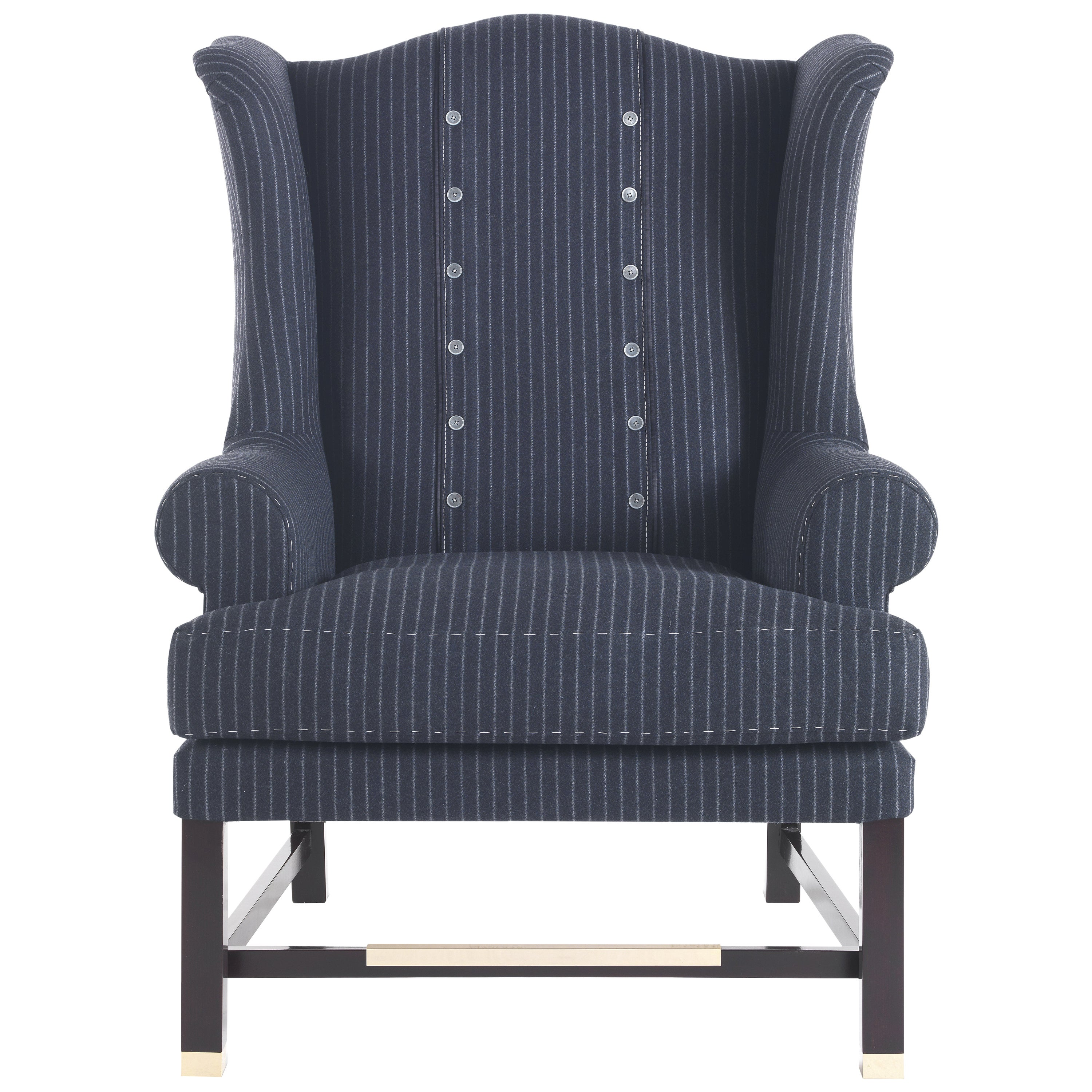 Gianfranco Ferré Home Ayla_2 Armchair in Fabric