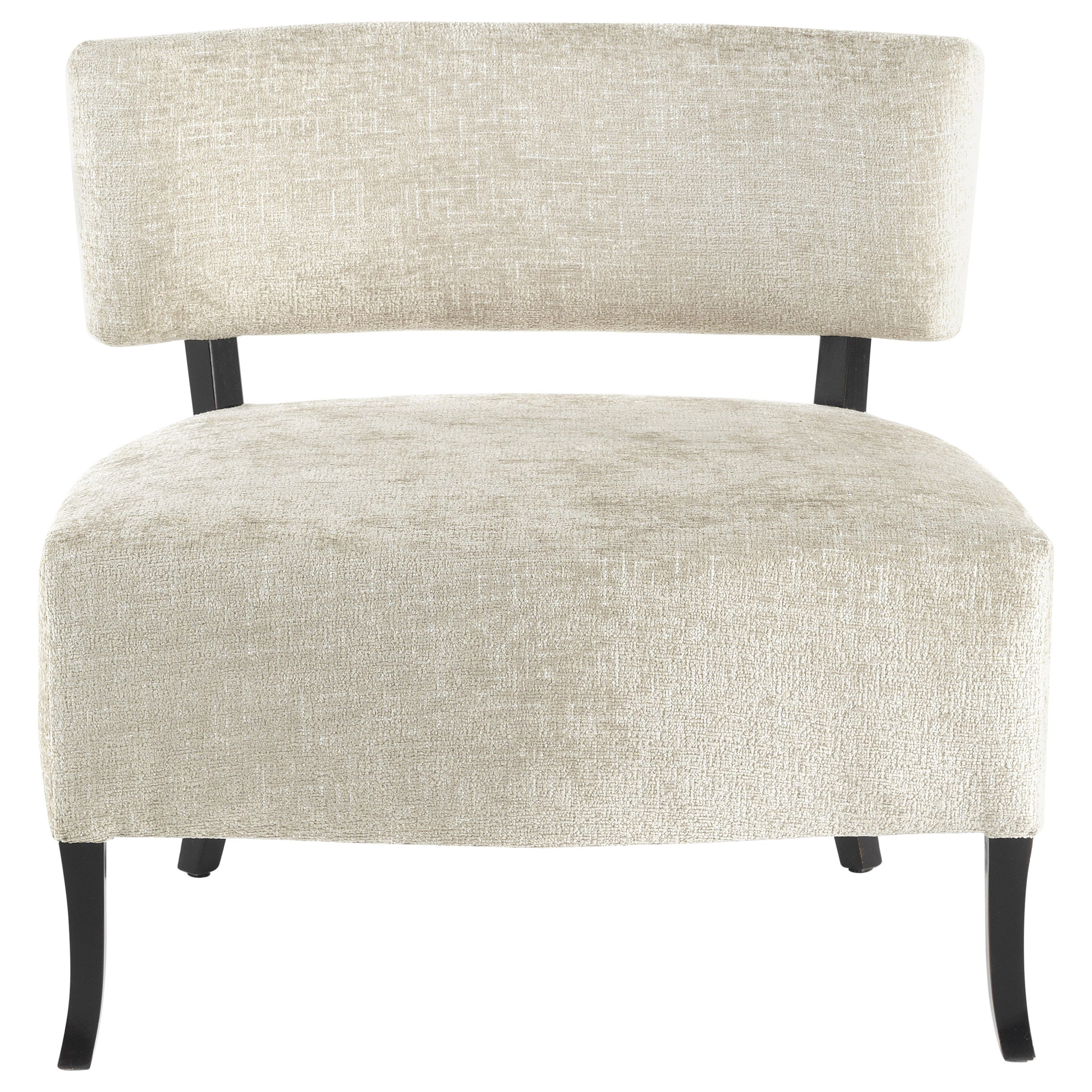 Gianfranco Ferré Home Thea Armchair in Fabric