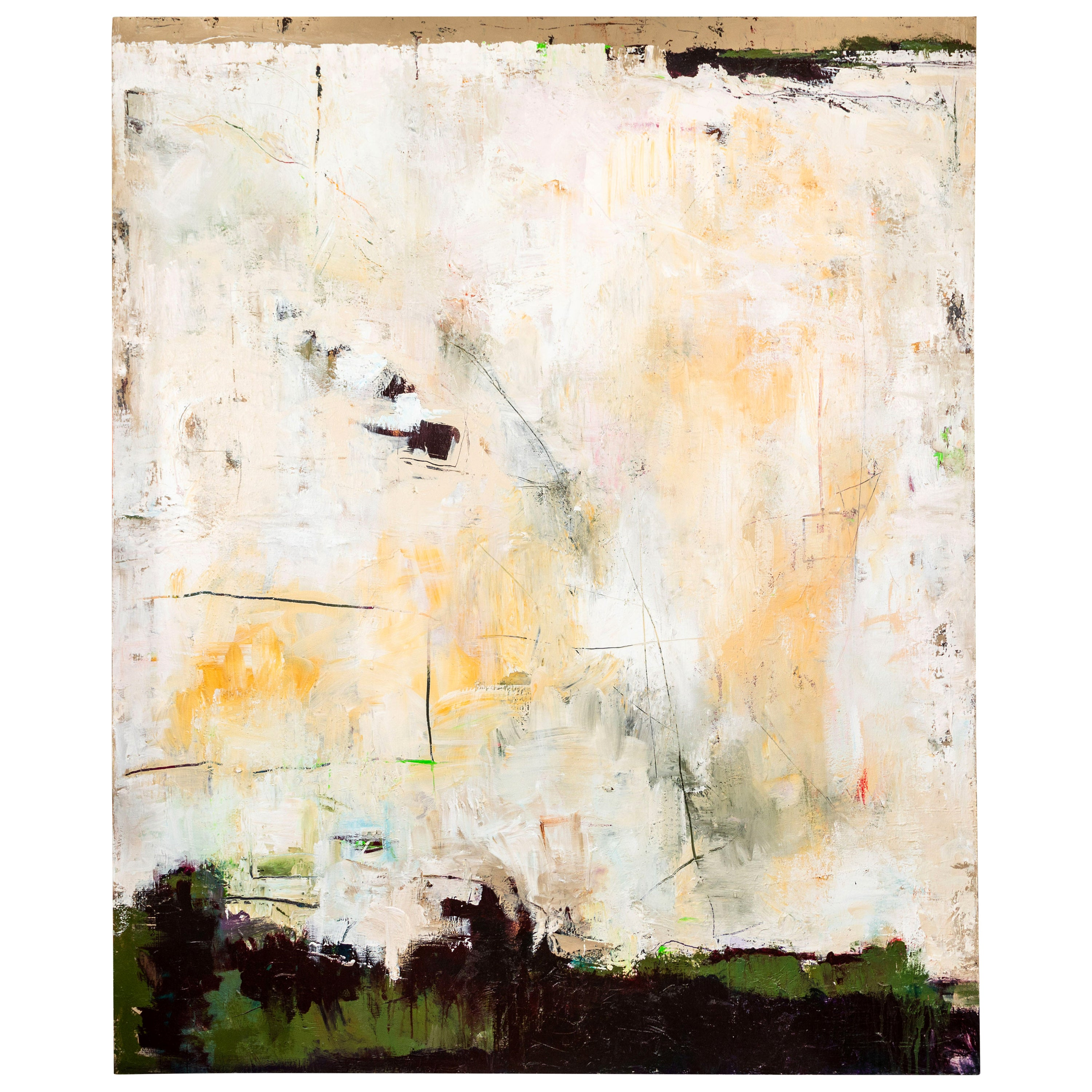 Monumental Abstract Painting