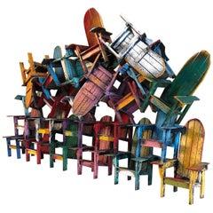 """Chair Jumble"" by Paul Jacobsen"