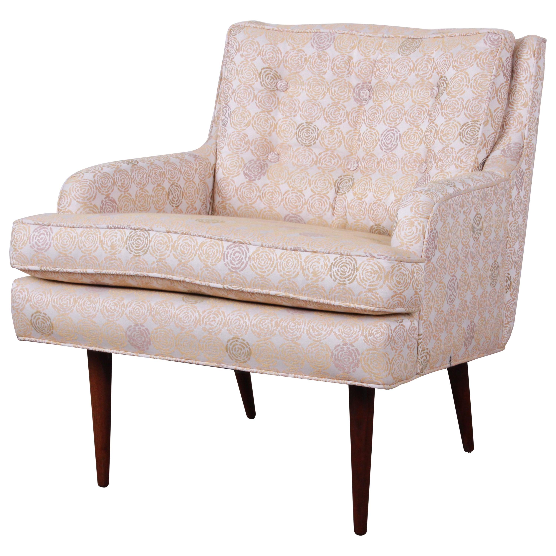 Milo Baughman for James Inc. Articulate Seating Club Chair