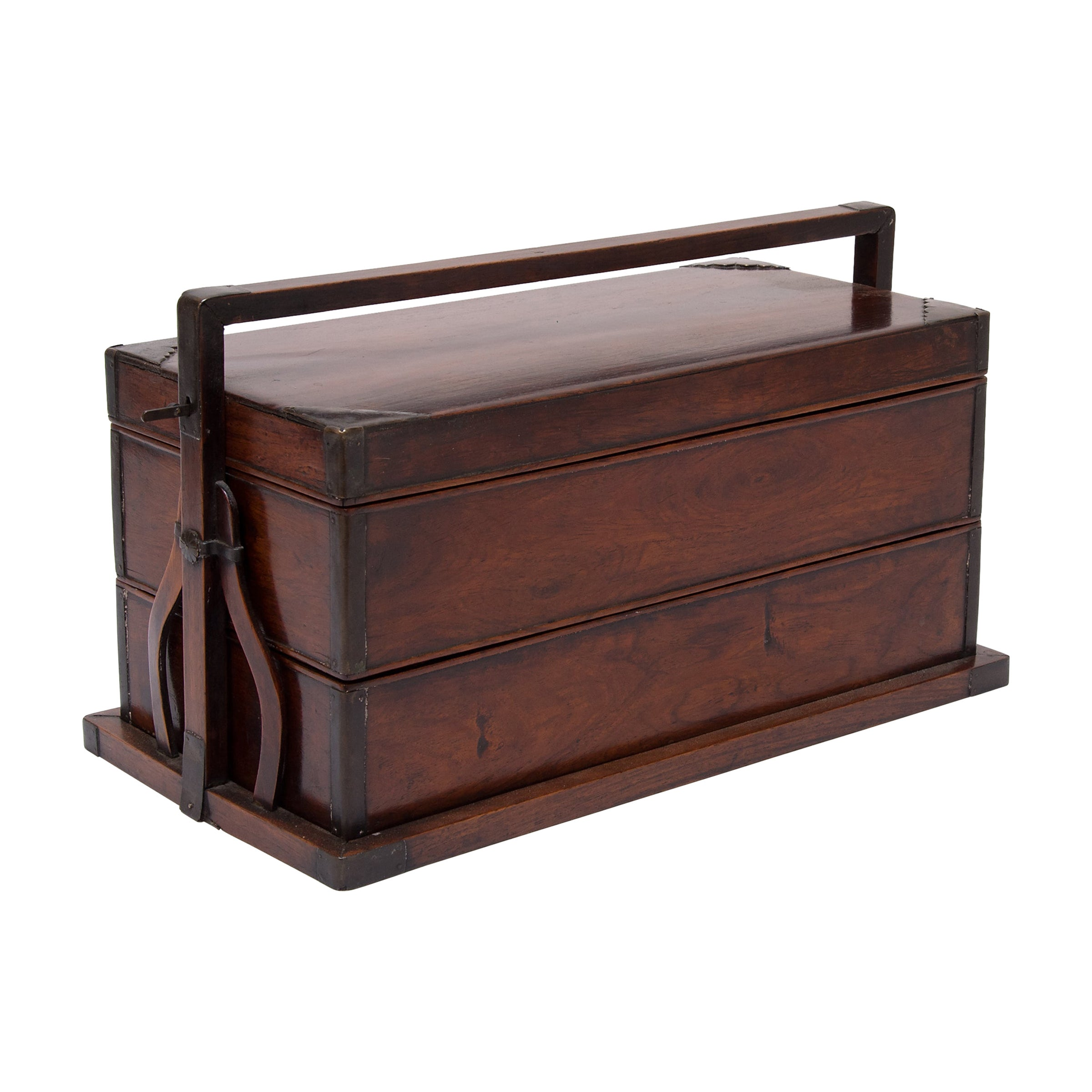 18th Century Chinese Huanghuali Picnic Box