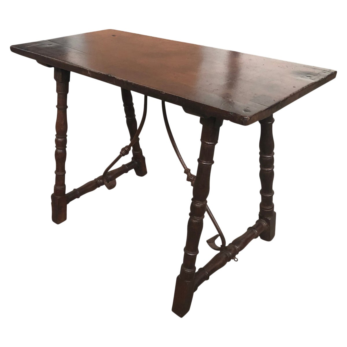 Early 19th Century Spanish Console Table
