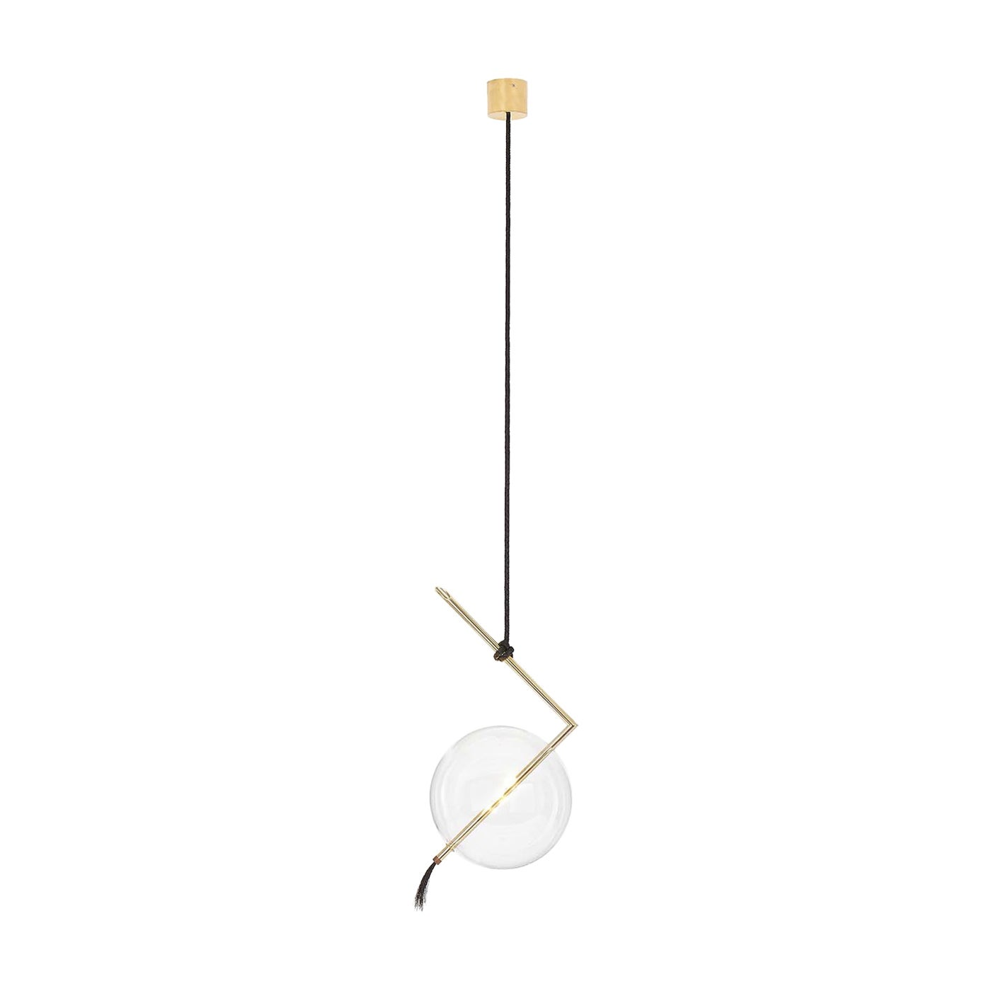 Nuvola Single Light Pendant
