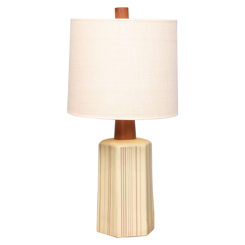 Gordon Martz Ceramic Table Lamp