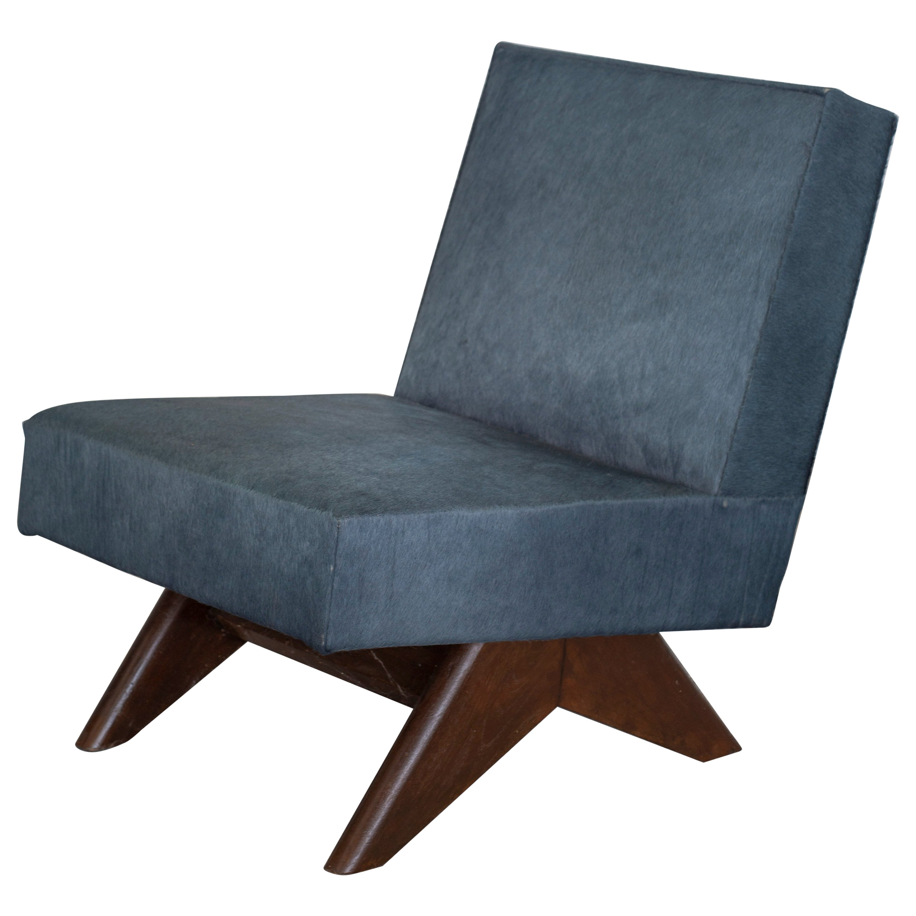 Pierre Jeanneret Sofa Chair Authentic Mid-Century Modern Chandigarh PJ-SI-36-A
