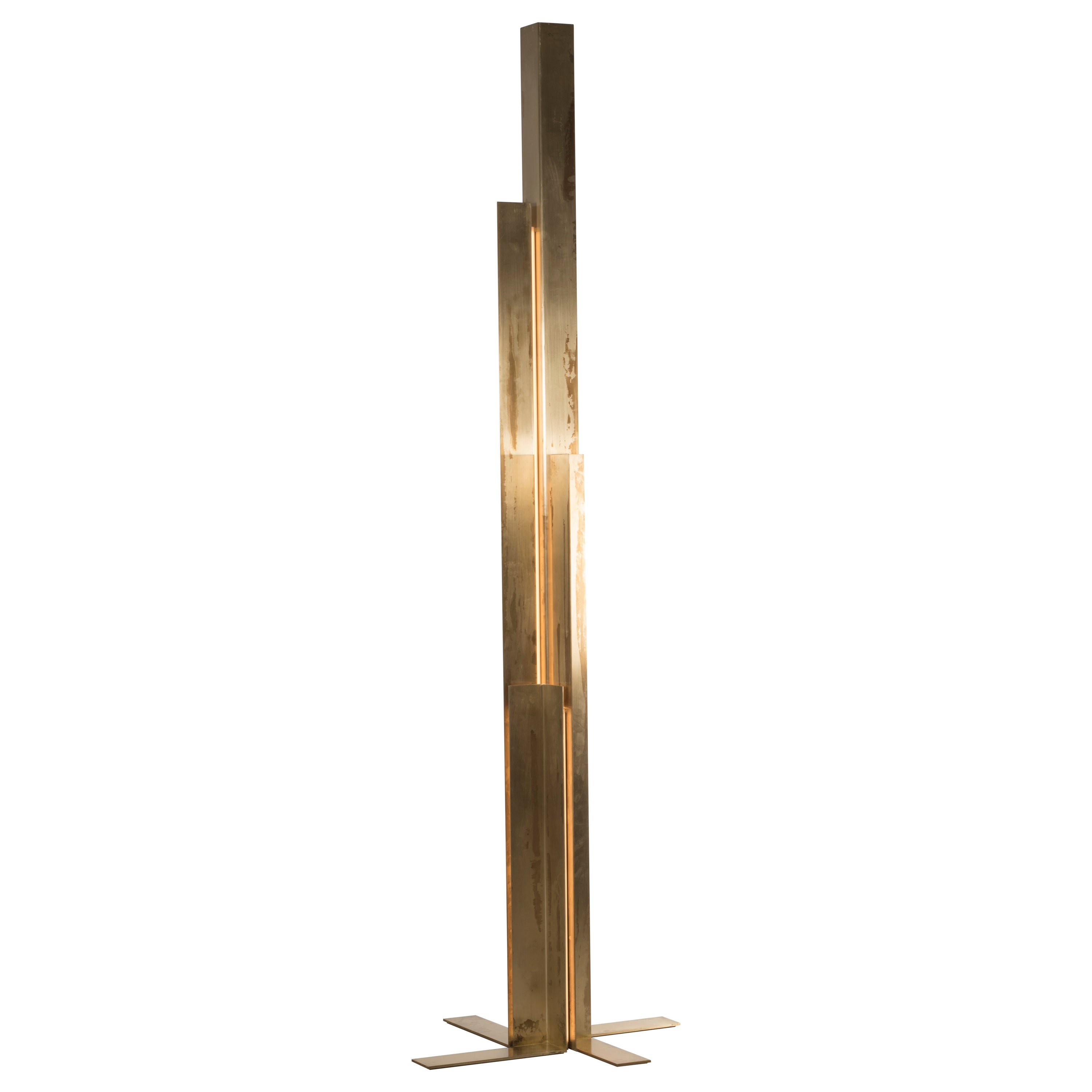 Nilufar Gallery Floor Lamp by Nicolini Bertocco