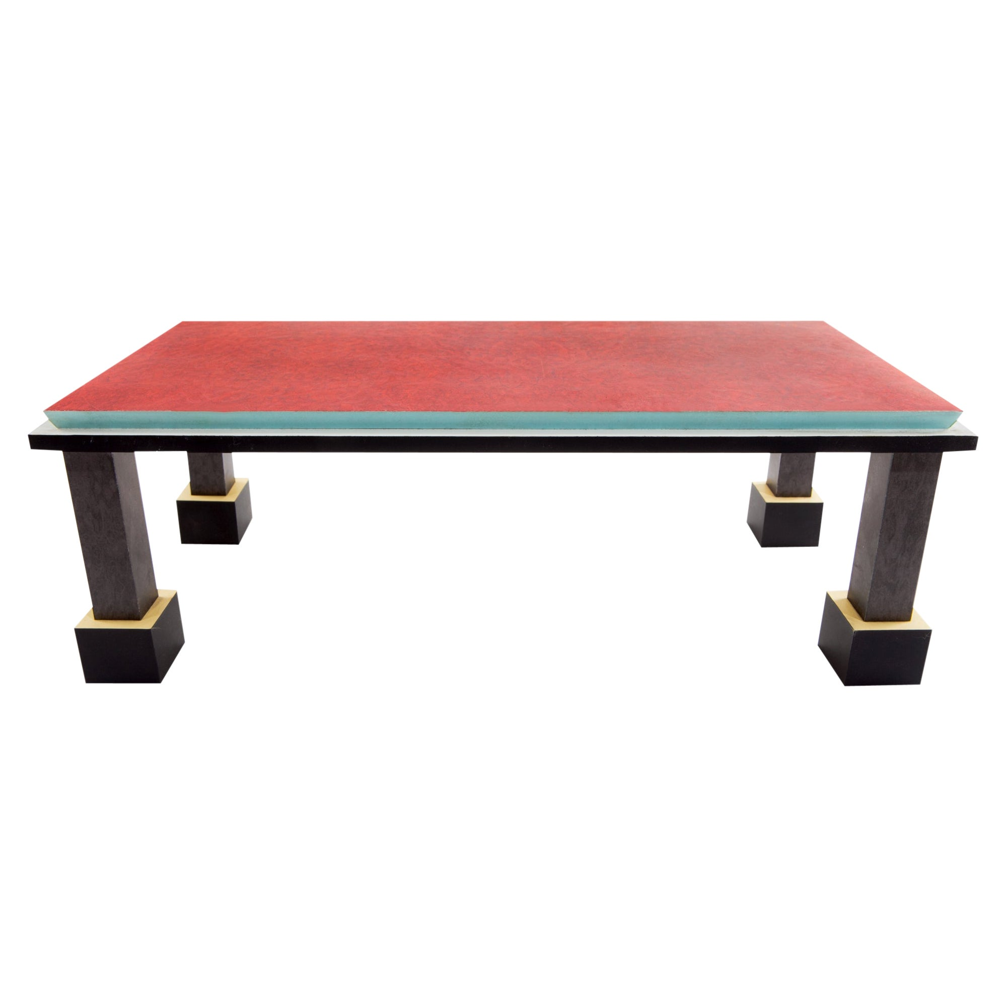 Palm Springs Briar Dining Table, by Ettore Sottsass from Memphis Milano