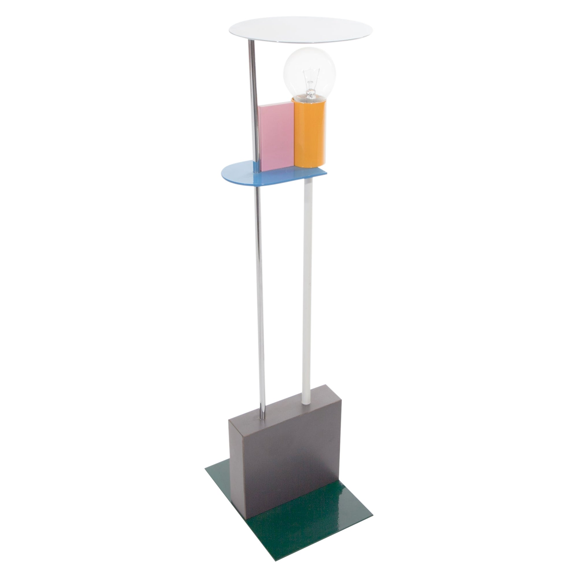 Piccadilly Table Lamp USA 110 Volts, by Gerard Taylor from Memphis Milano